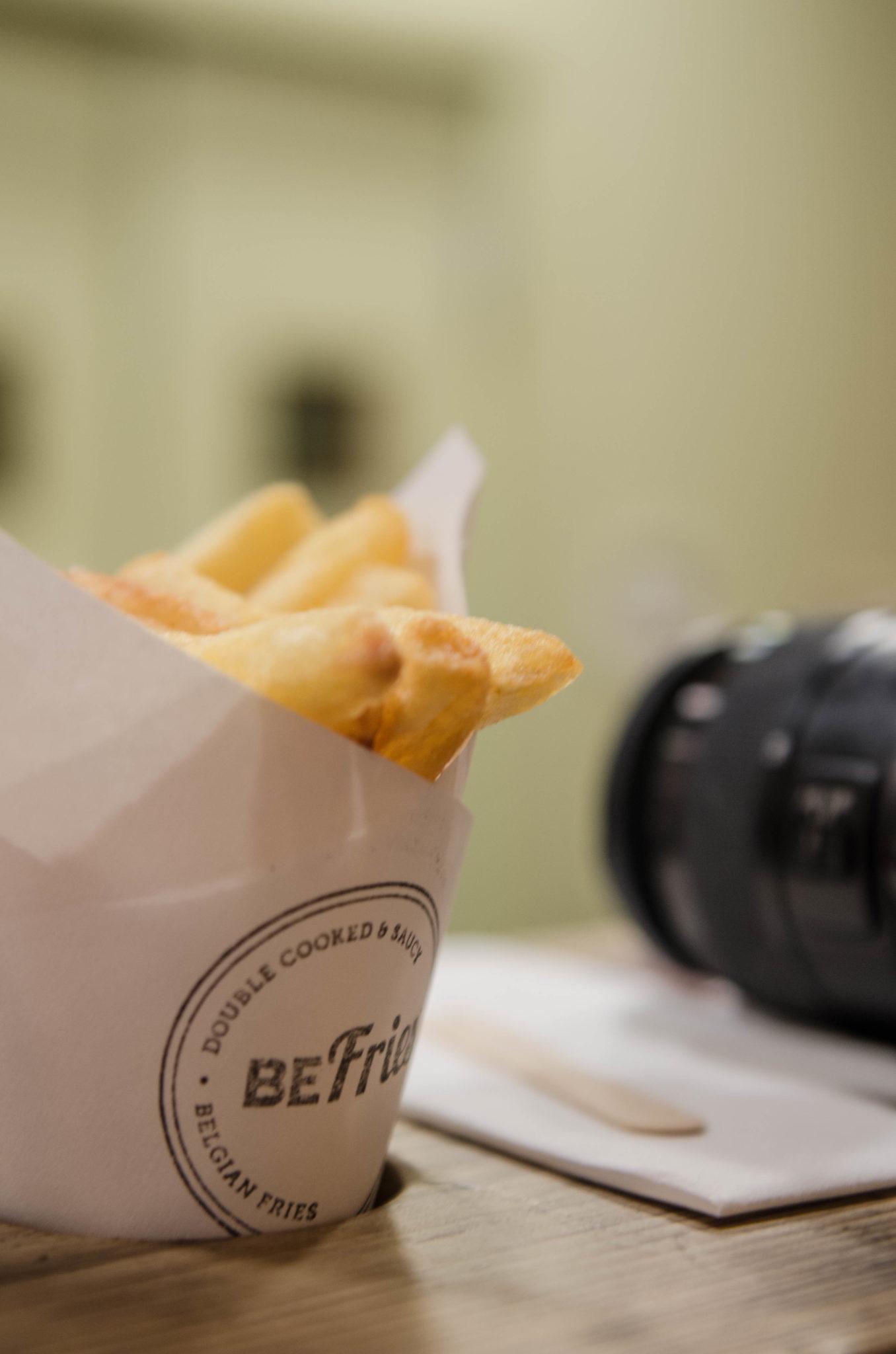Bei der Brighton Food Tour bekommt man einen Einblick in das Thema Essen und Trinken in Brighton.