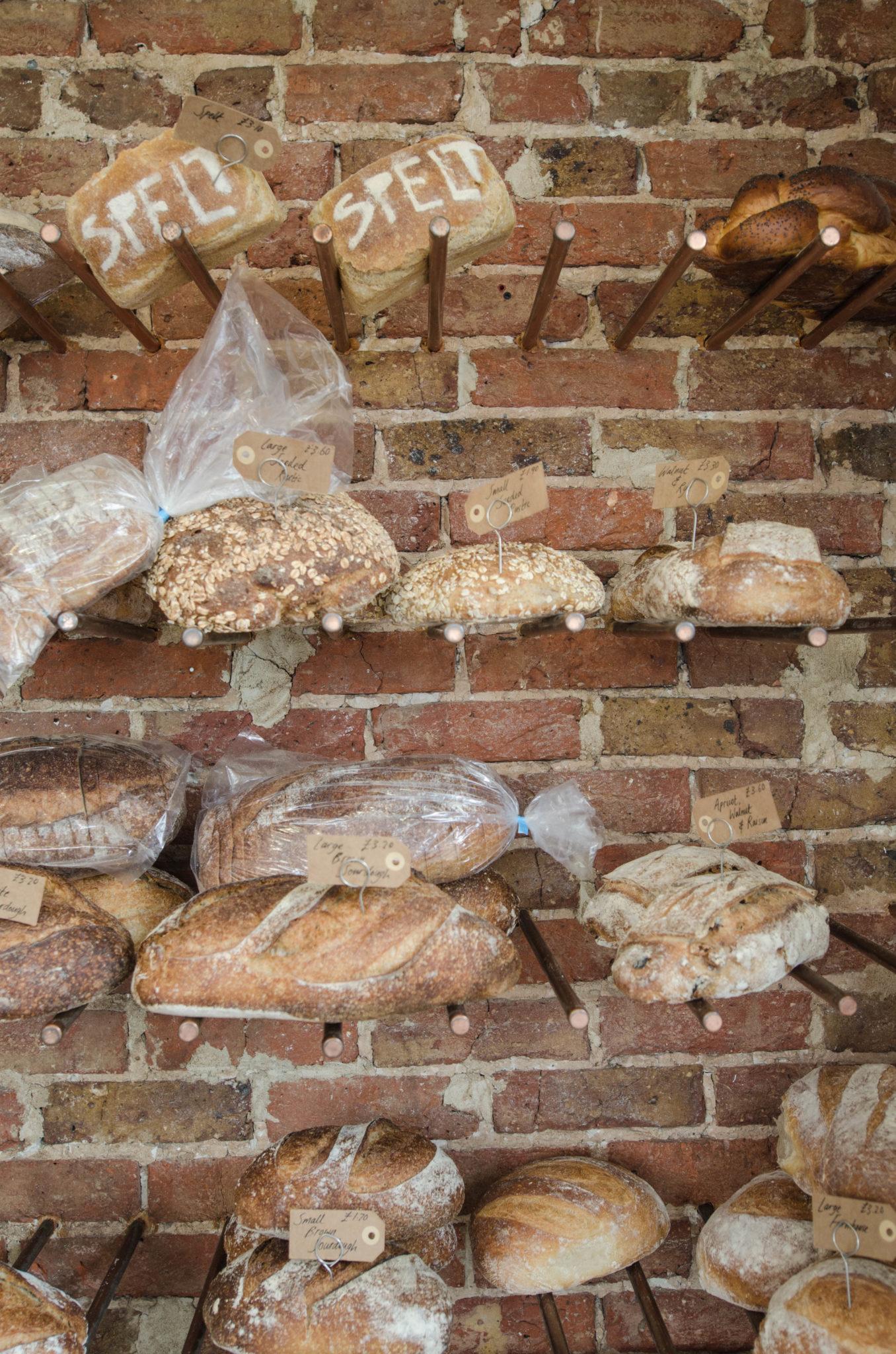 Im Flour Pot Bakery Cafe gibt es die besten Croissants der Stadt.