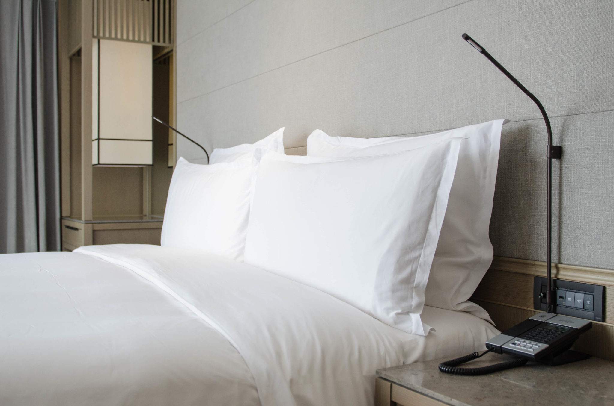 Gut und schick übernachten kann man in Peking im Chao Hotel in Sanlitun