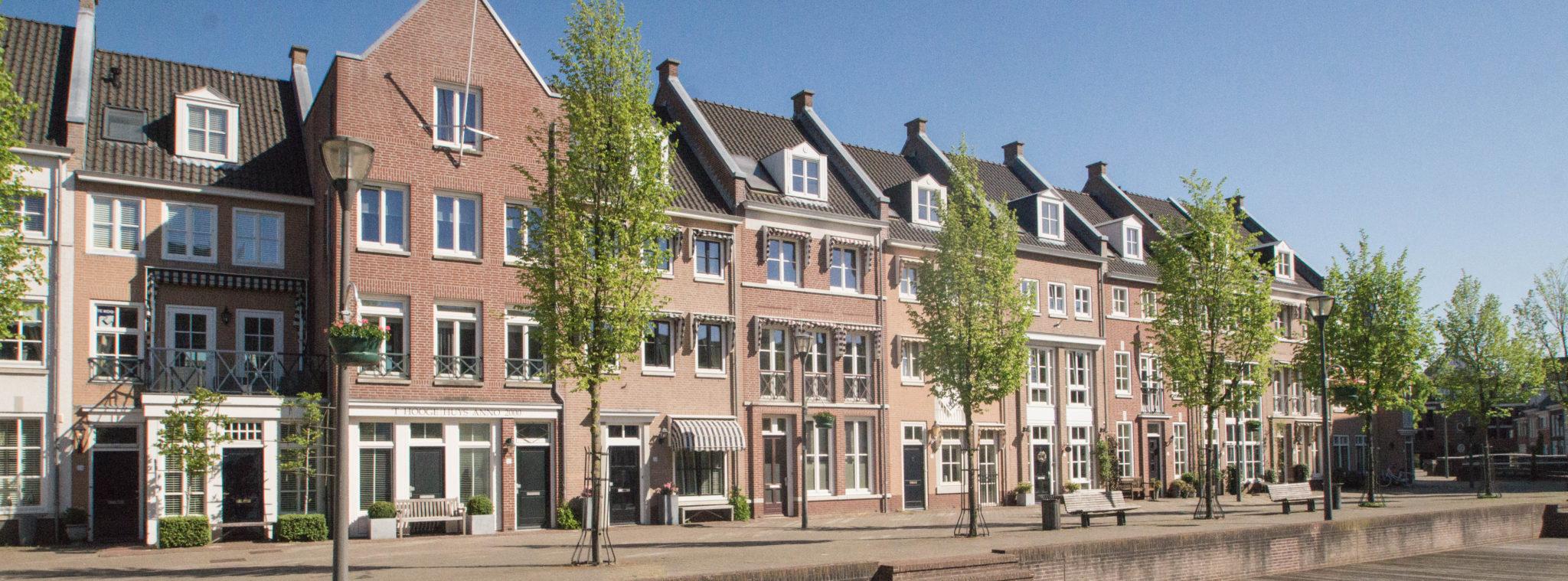 Die kleine Stadt Helmond in den Niederlanden gehört zur Region Brabant.