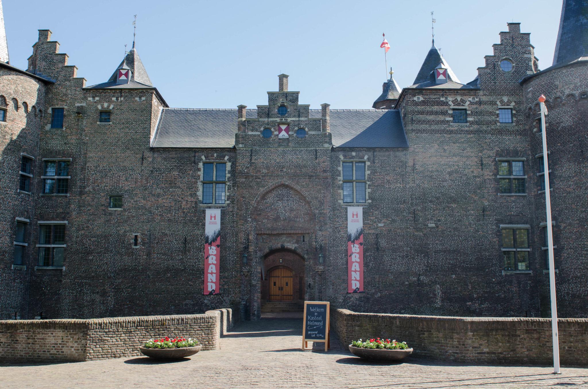 Das Stadtschloss von Helmond ist nicht nur von außen schön.