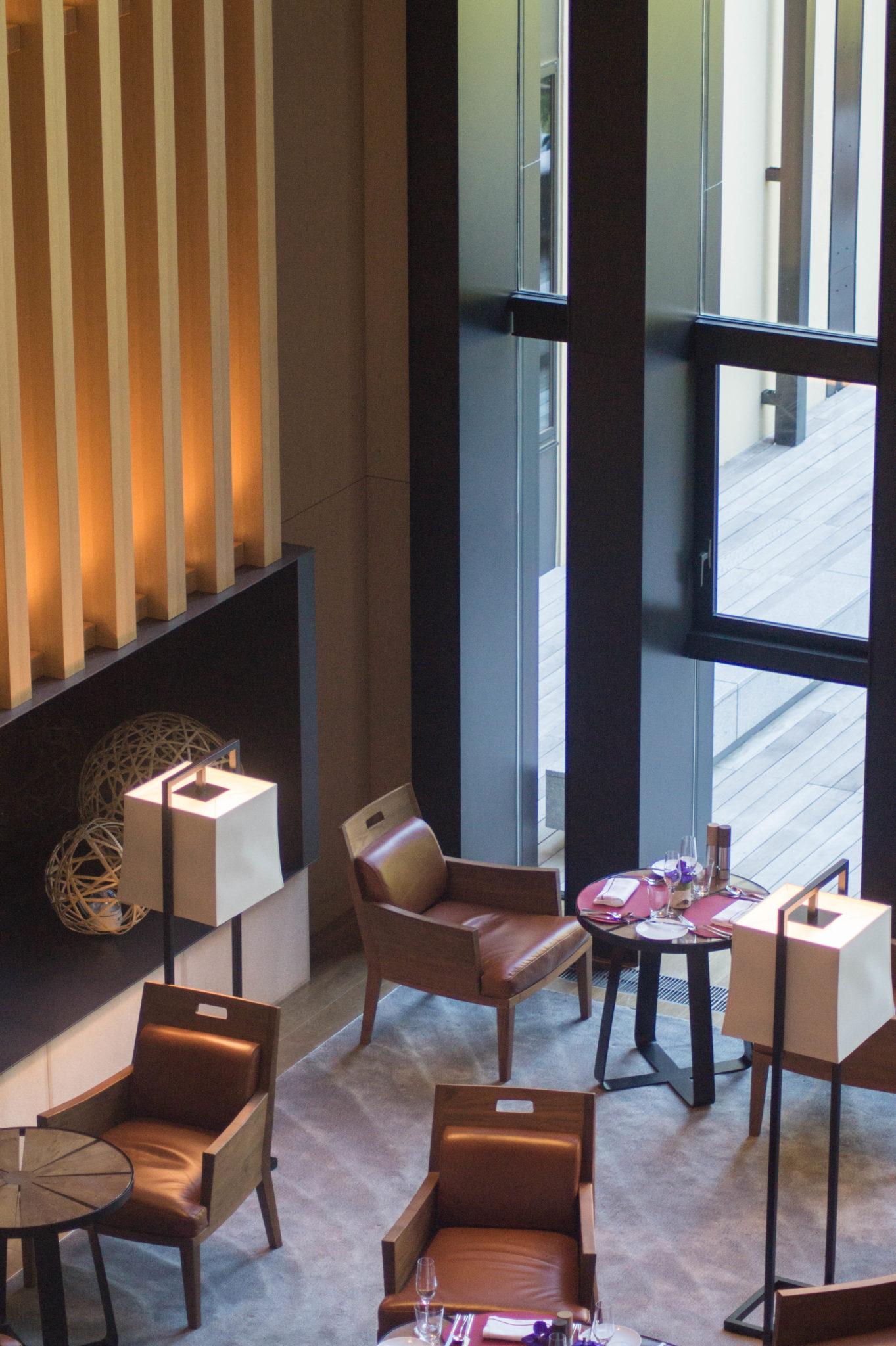 Das Four Seasons Hotel in Kyoto: hübsch, aber eine teure Übernachtung in Kyoto