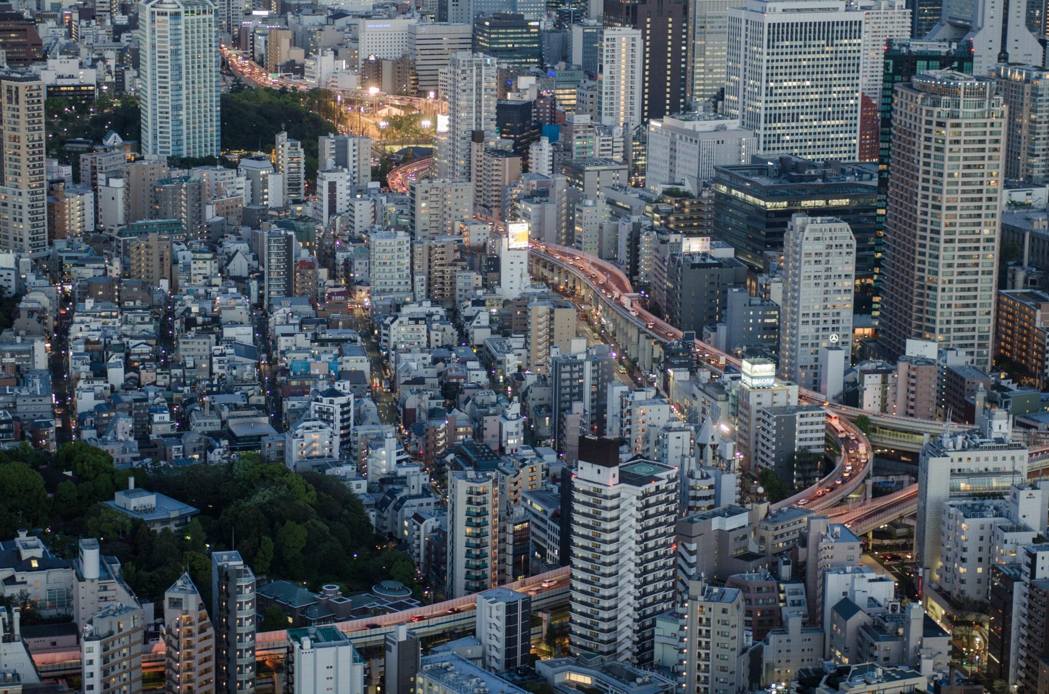Transport in Japan ist vielseitig.