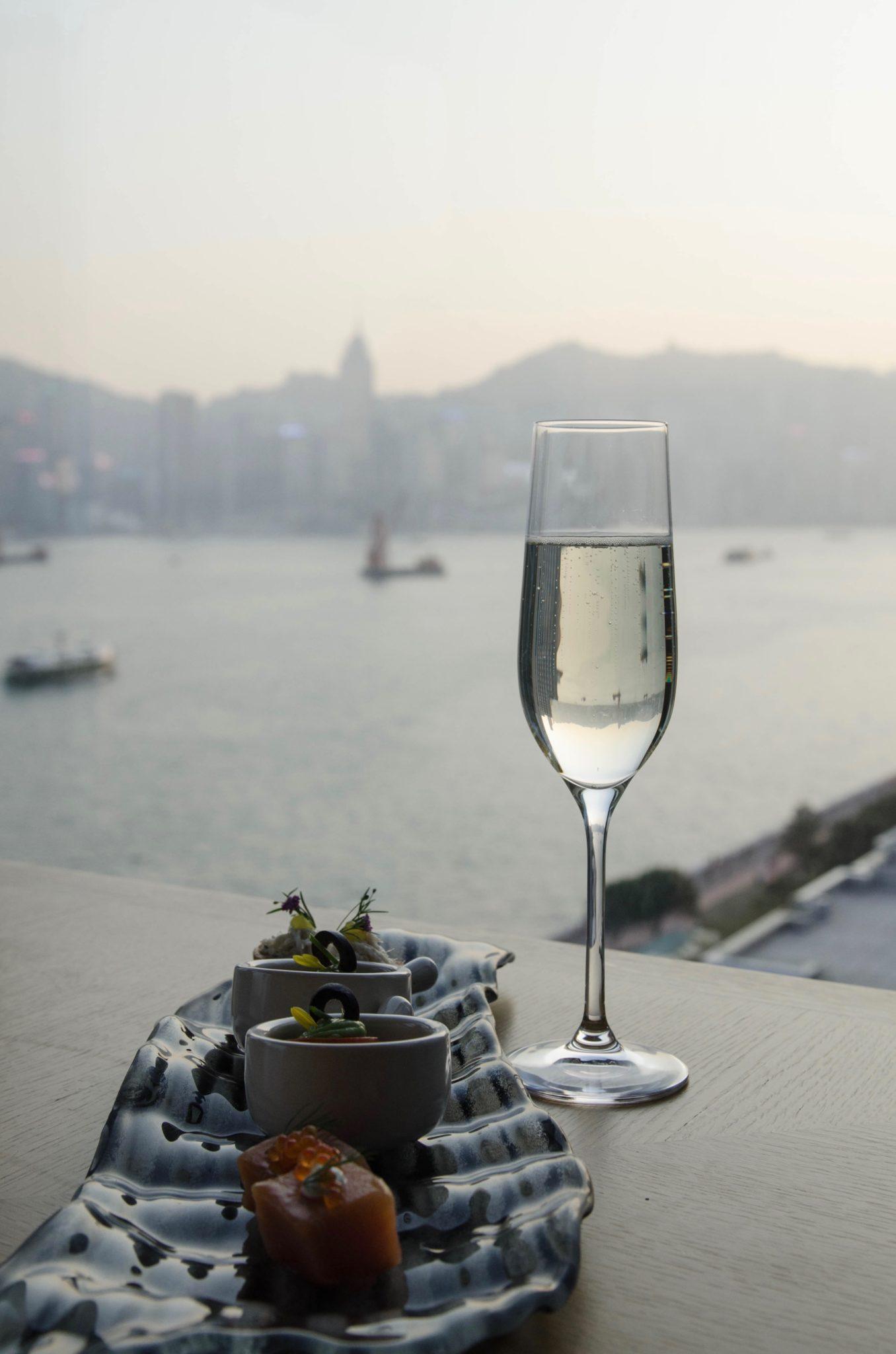 Der Club vom Kerry Hotel Hong Kong bietet Businessreisenden die nötige Ruhe.