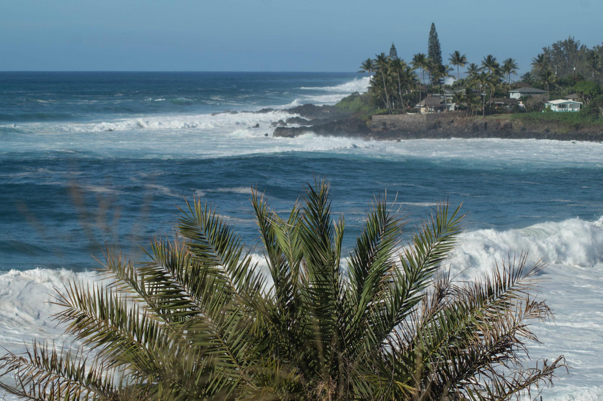 Oahu steht für Monsterwellen und perfekte Landschaft