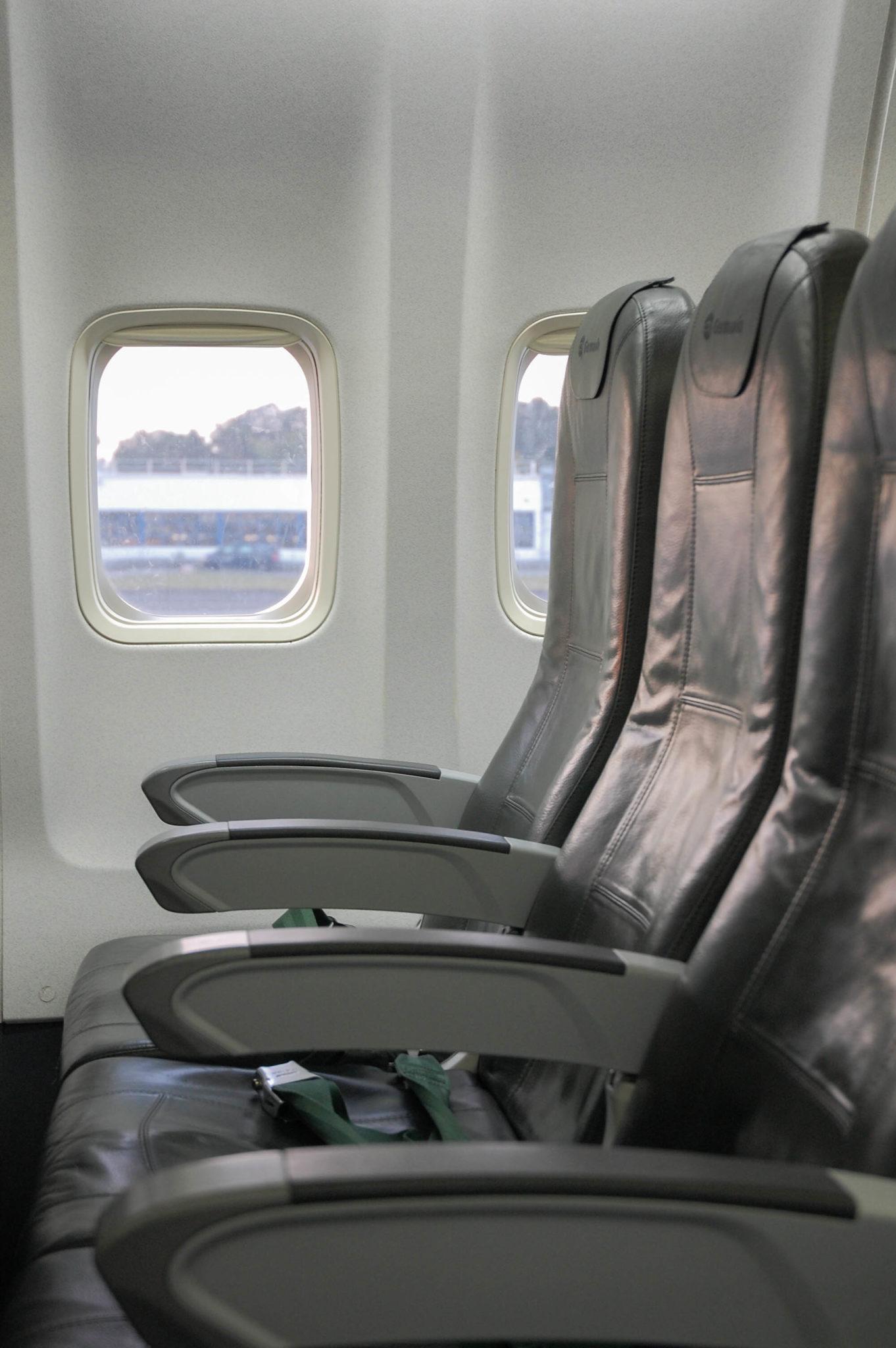Germania Bewertung: In der Economy Class des B737-700 von Düsseldorf nach Ponta Delgada