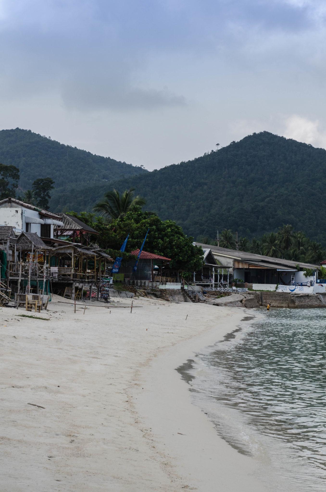 Abendstimmung auf Thailands Inseln