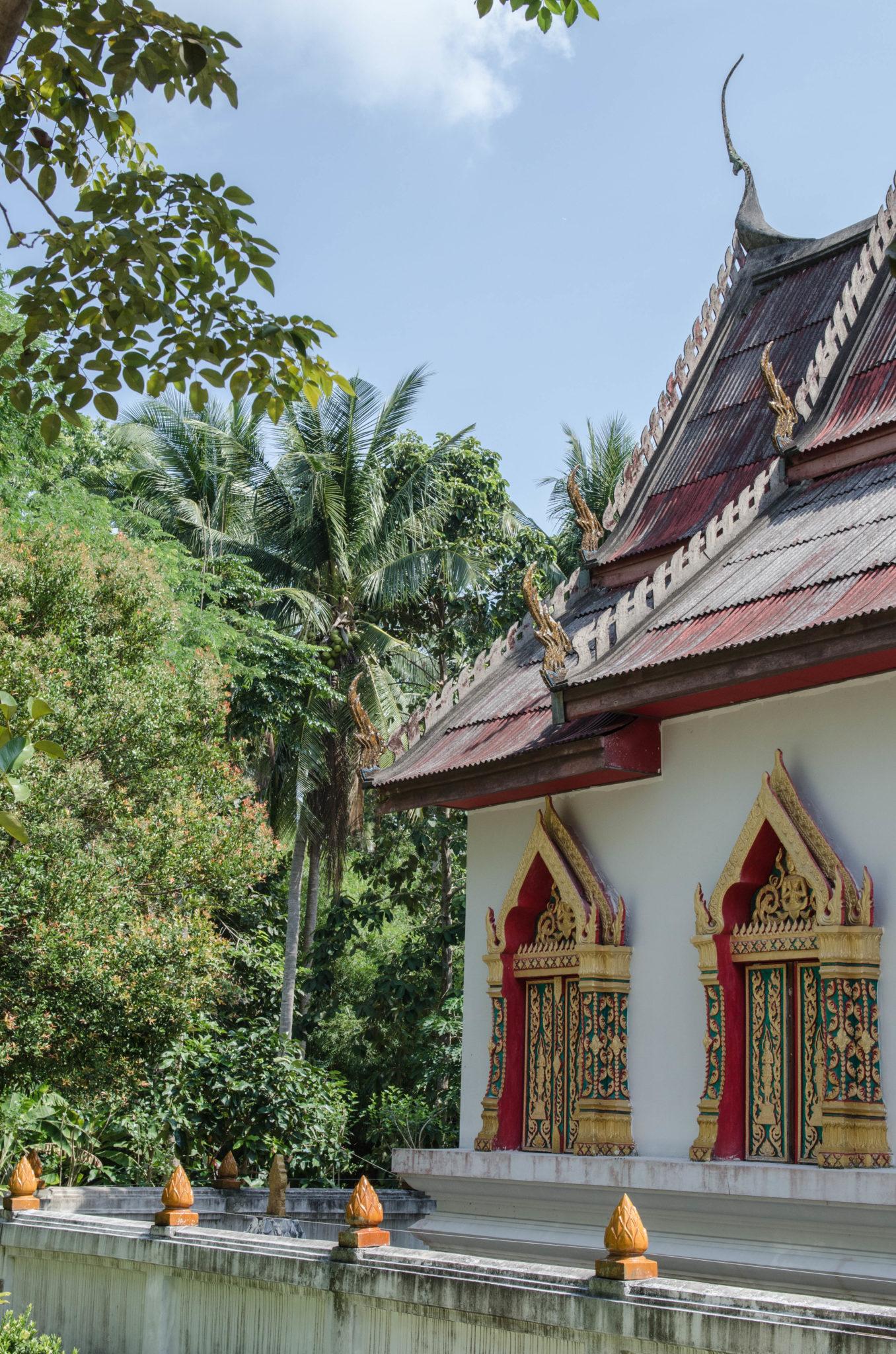 Wat Pho Tempel Koh Phangan Sehenswürdigkeiten