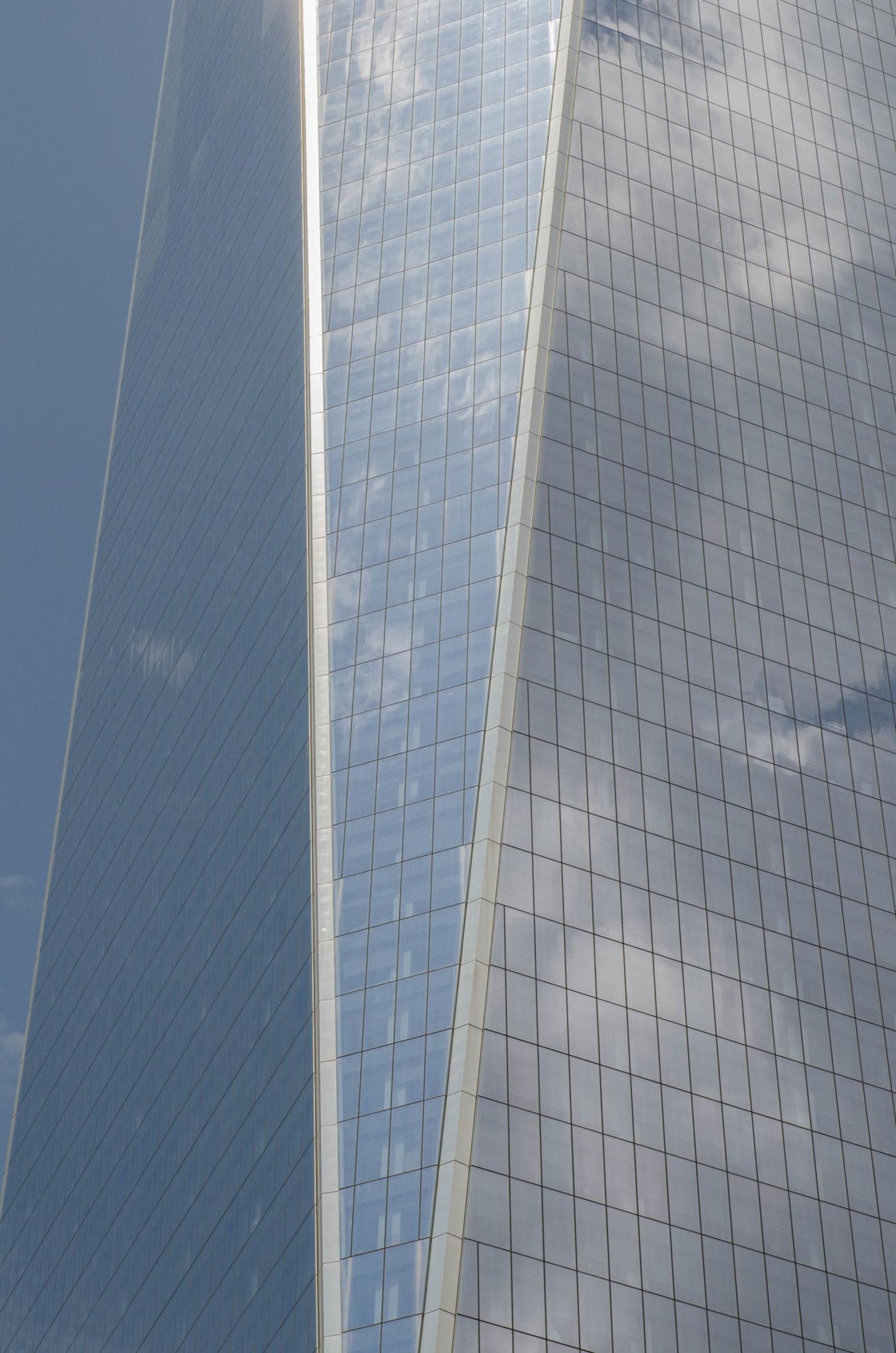 One World Trade Observatory Fassade