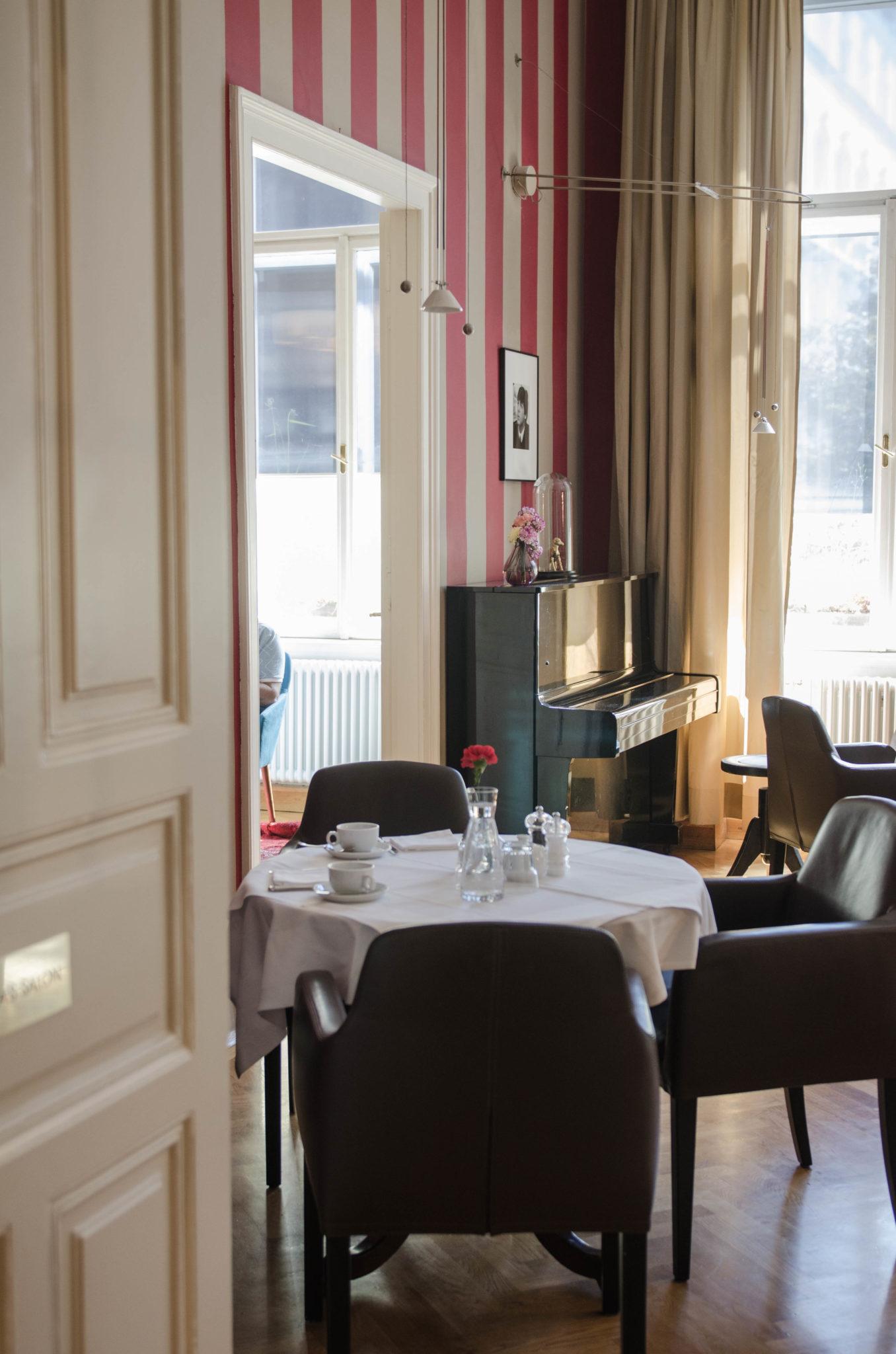 Boutique Hotel Wien: Das Hotel Altstadt Vienna