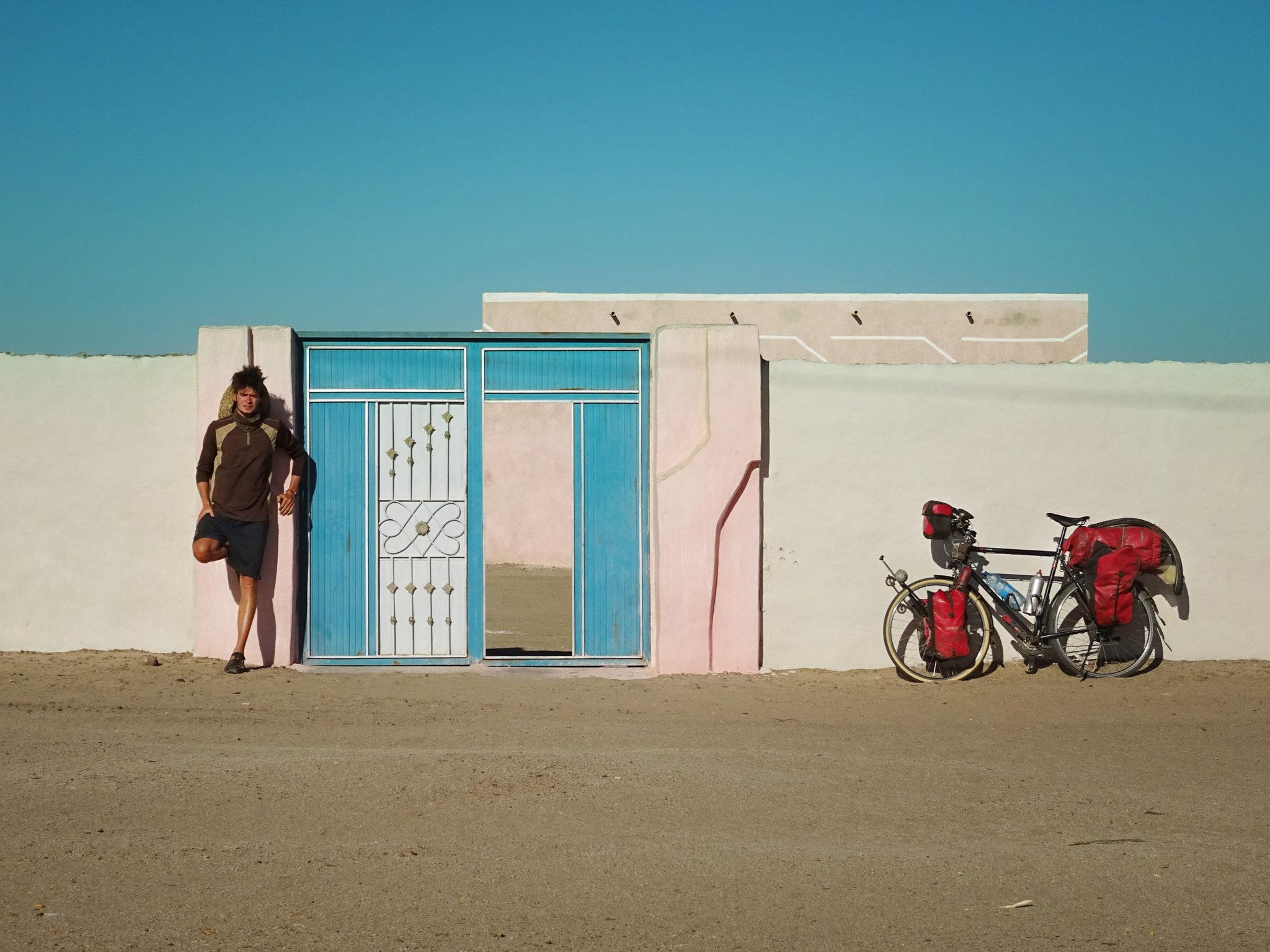 The Archive Talks: Mit dem Fahrrad durch Afrika