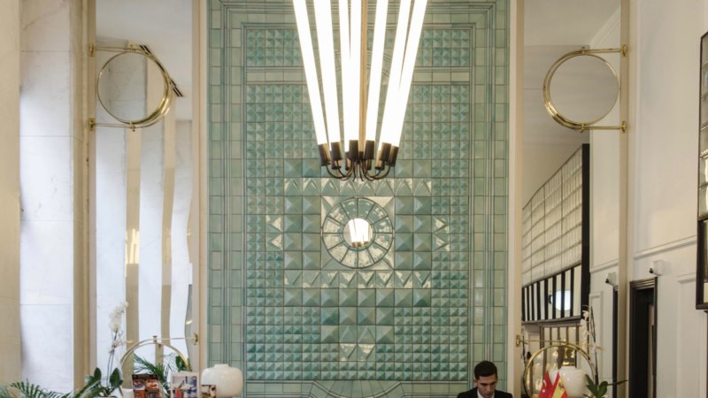 Boutique Hotel Istanbul: Occidental Pera