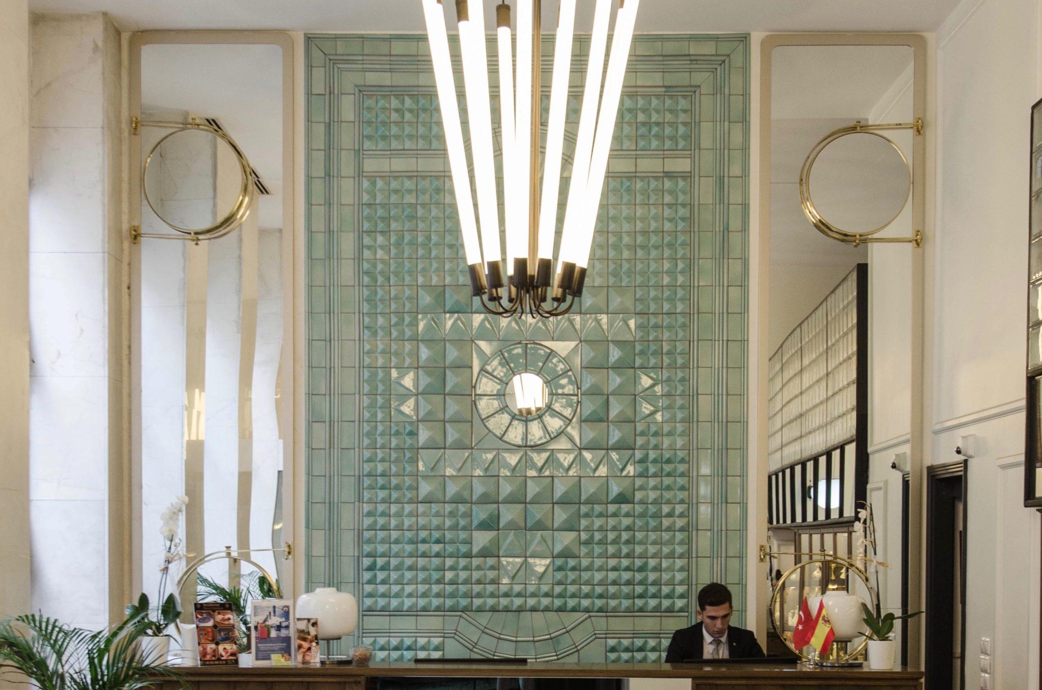 Istanbul Hoteltipp: Occidental Pera Istanbul