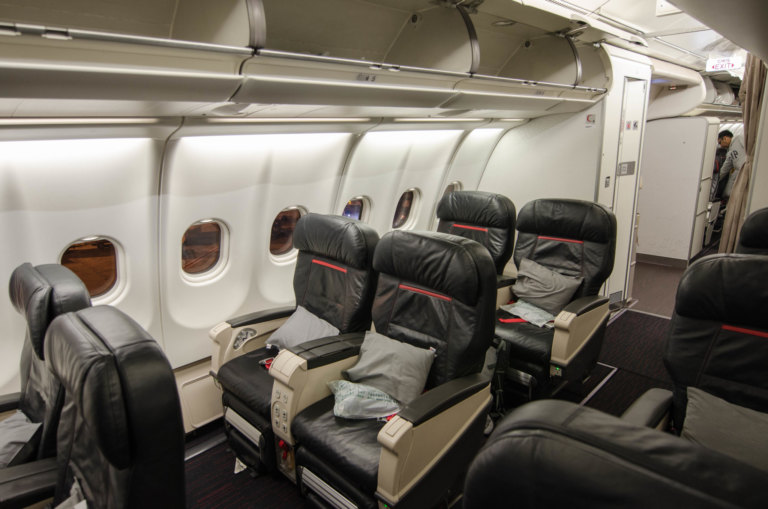 Review: Turkish Airlines Business Class A330-300 Istanbul nach Islamabad