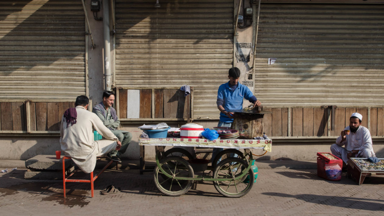 Walled City Lahore: Spaziergang durch die Lahore Sehenswürdigkeiten