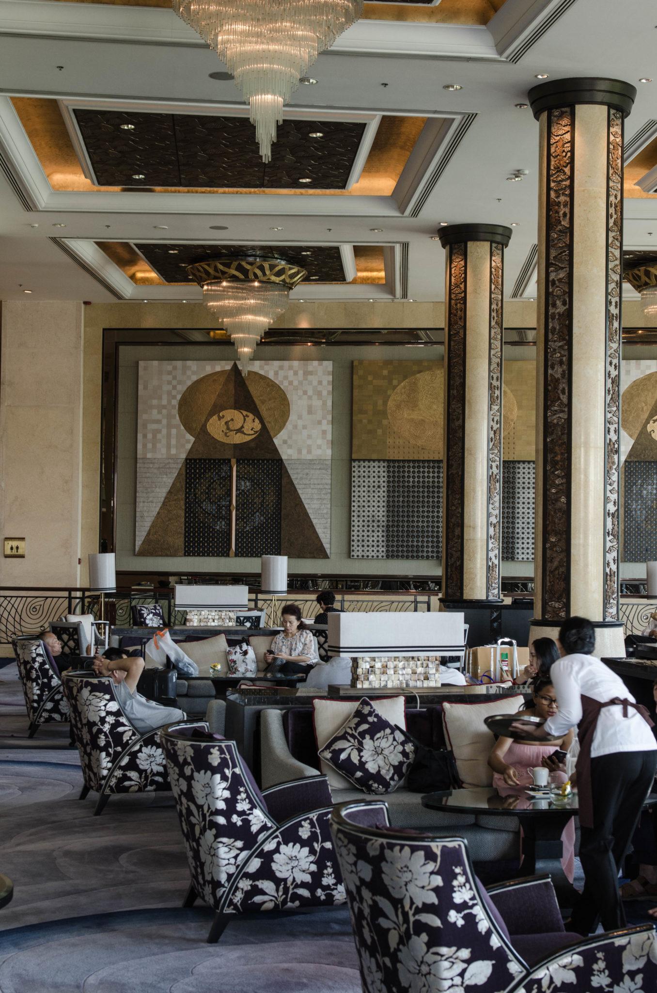 Shangri La Bangkok Hotel: Bewertung