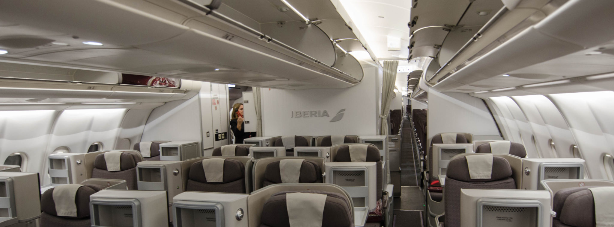 Iberia Business Class Airbus A330