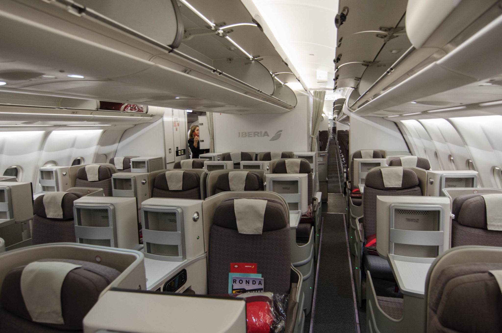 Review: Iberia A330-200 Business Class – Erfahrungen & Tipps