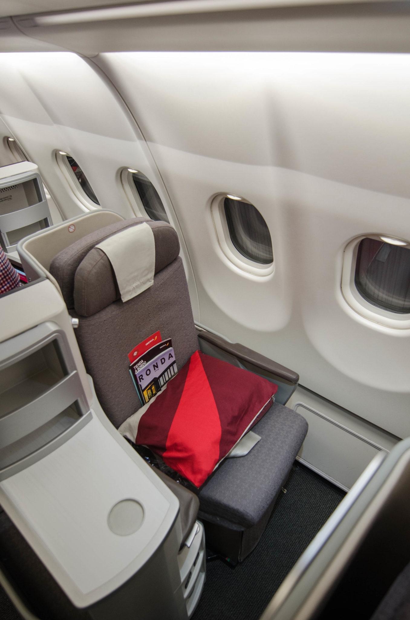 Iberia A330-200 Business Class