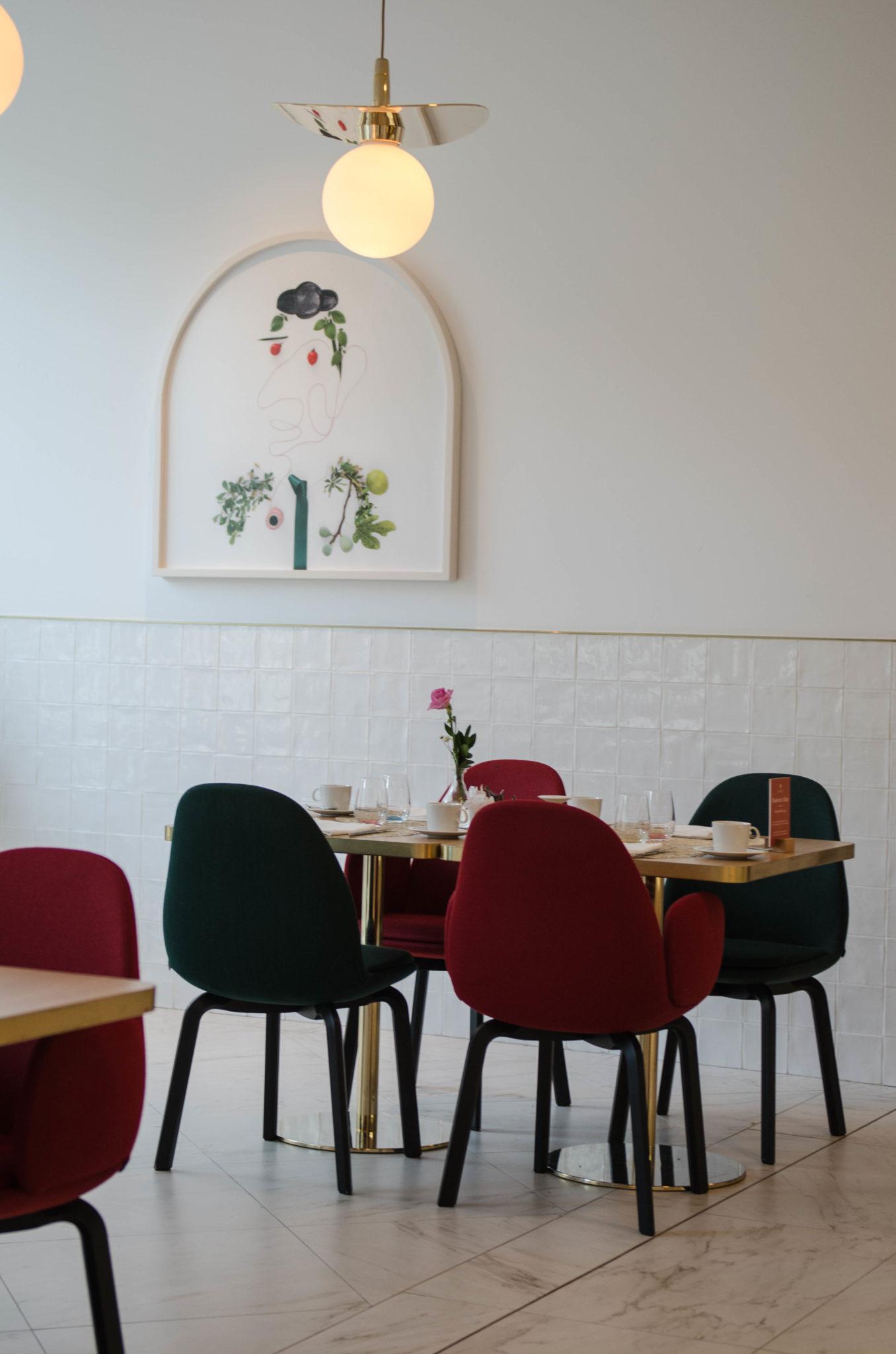 Barcelo Torre de Madrid Review: Frühstück