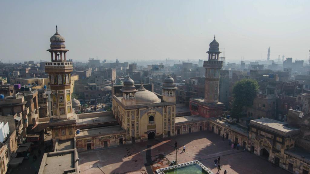 Die Wazir Khan Moschee in Lahore gehört zu den schönsten Pakistan Sehenswürdigkeiten
