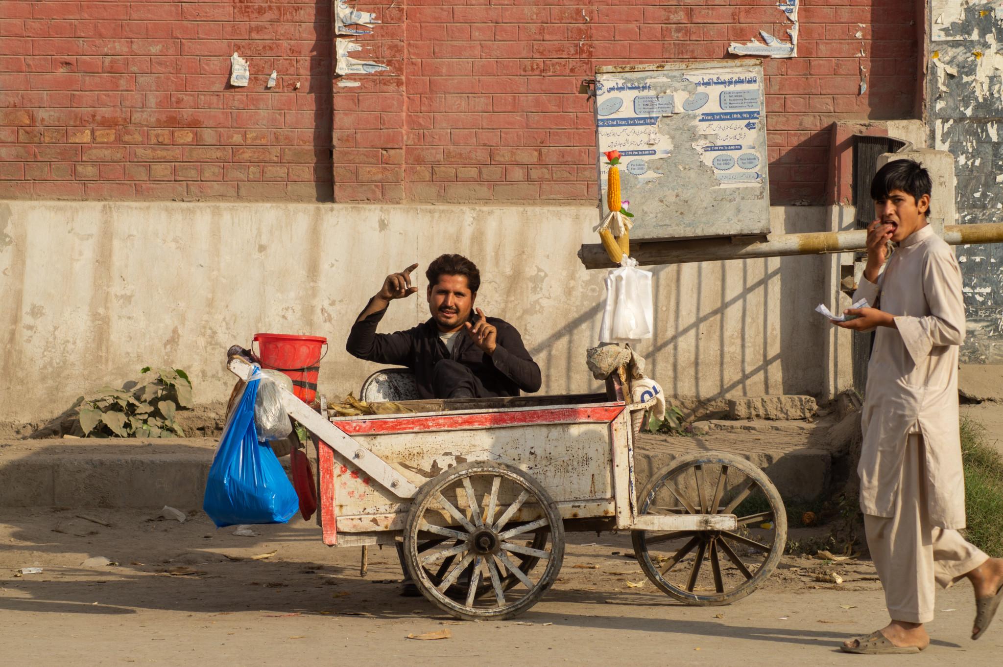 Vorkehrungen für die Gesundheit vor einem Urlaub in Pakistan ist wichtig