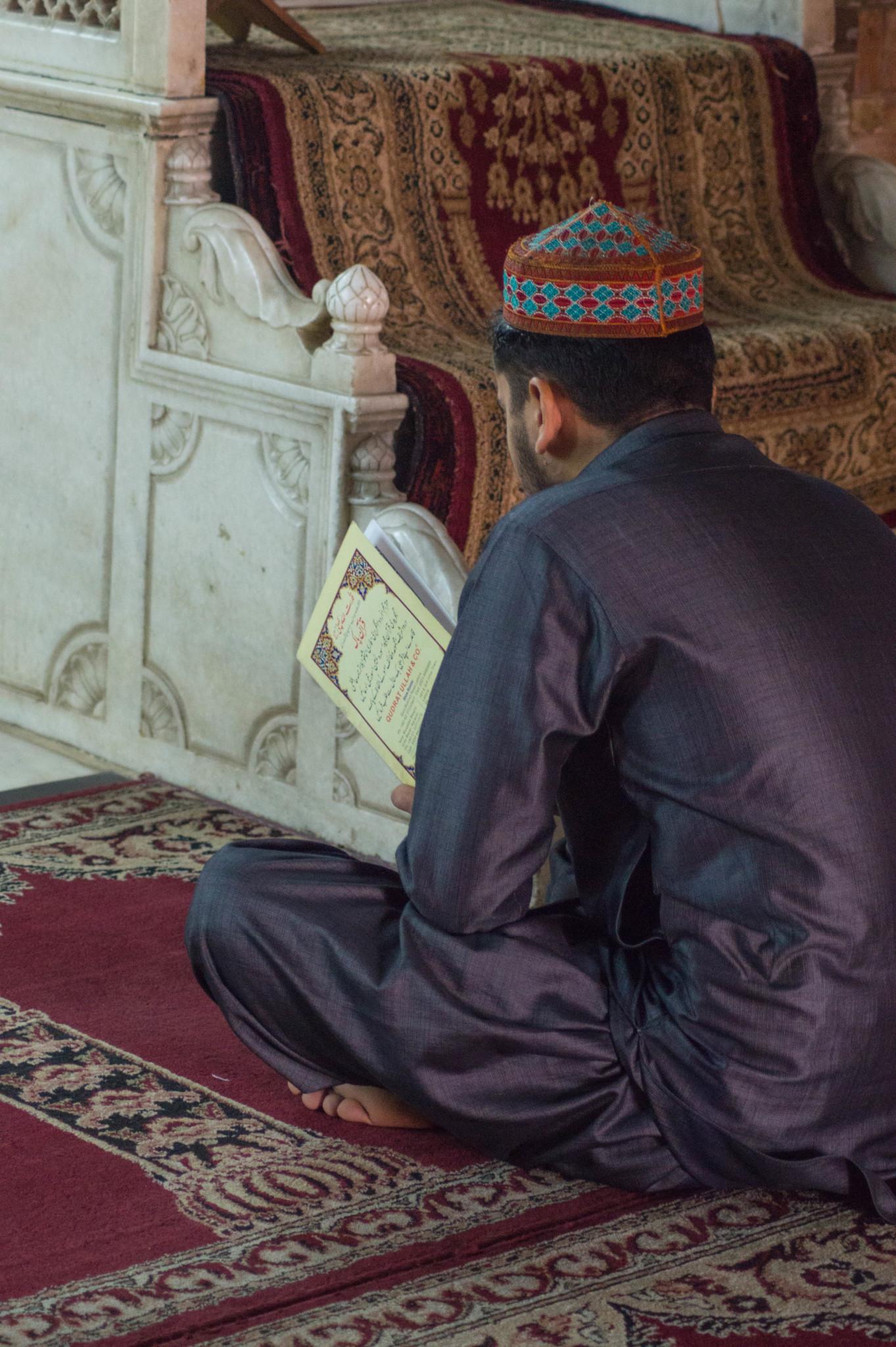 Religion ist ein großes Thema in Pakistan