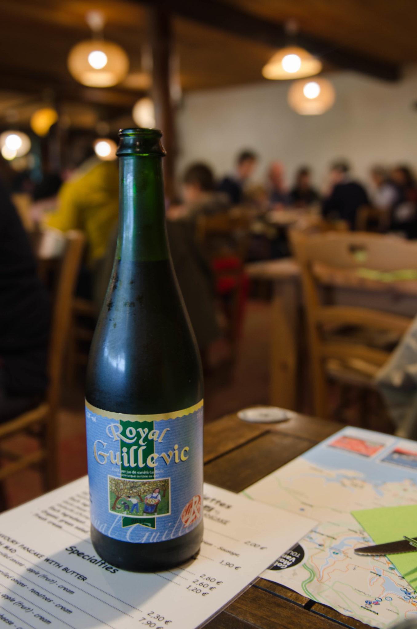 Bretagne Tipps: Cidre aus Sarzeau