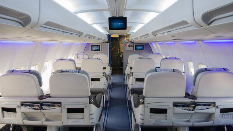Air Astana Business Class