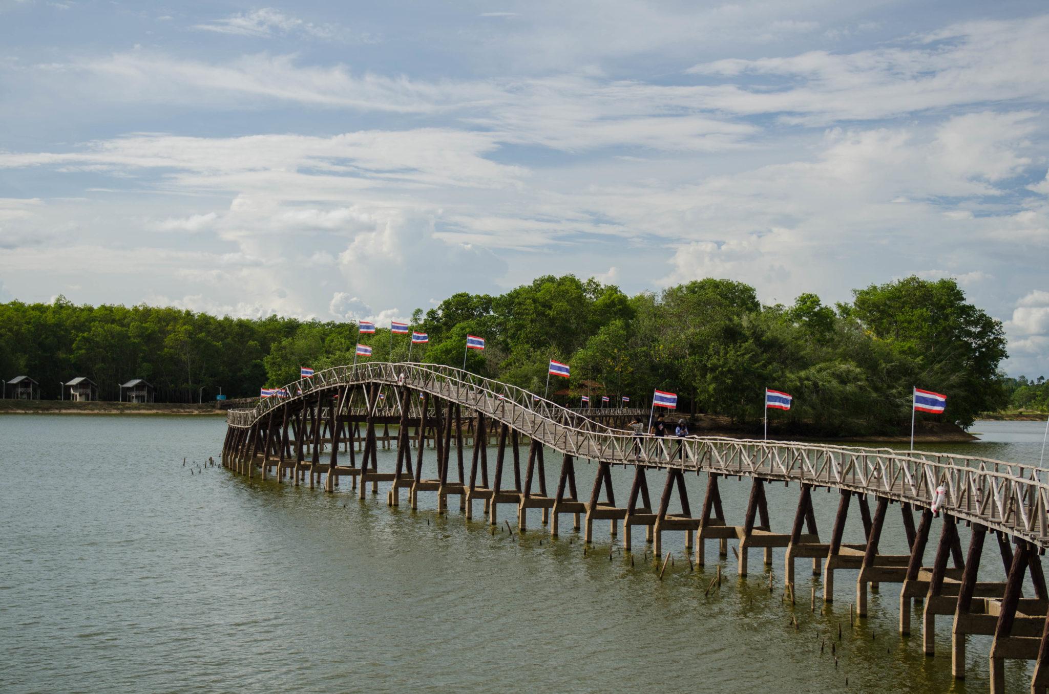 Die Nong Yai Tang Chang Public Park in Chumphon