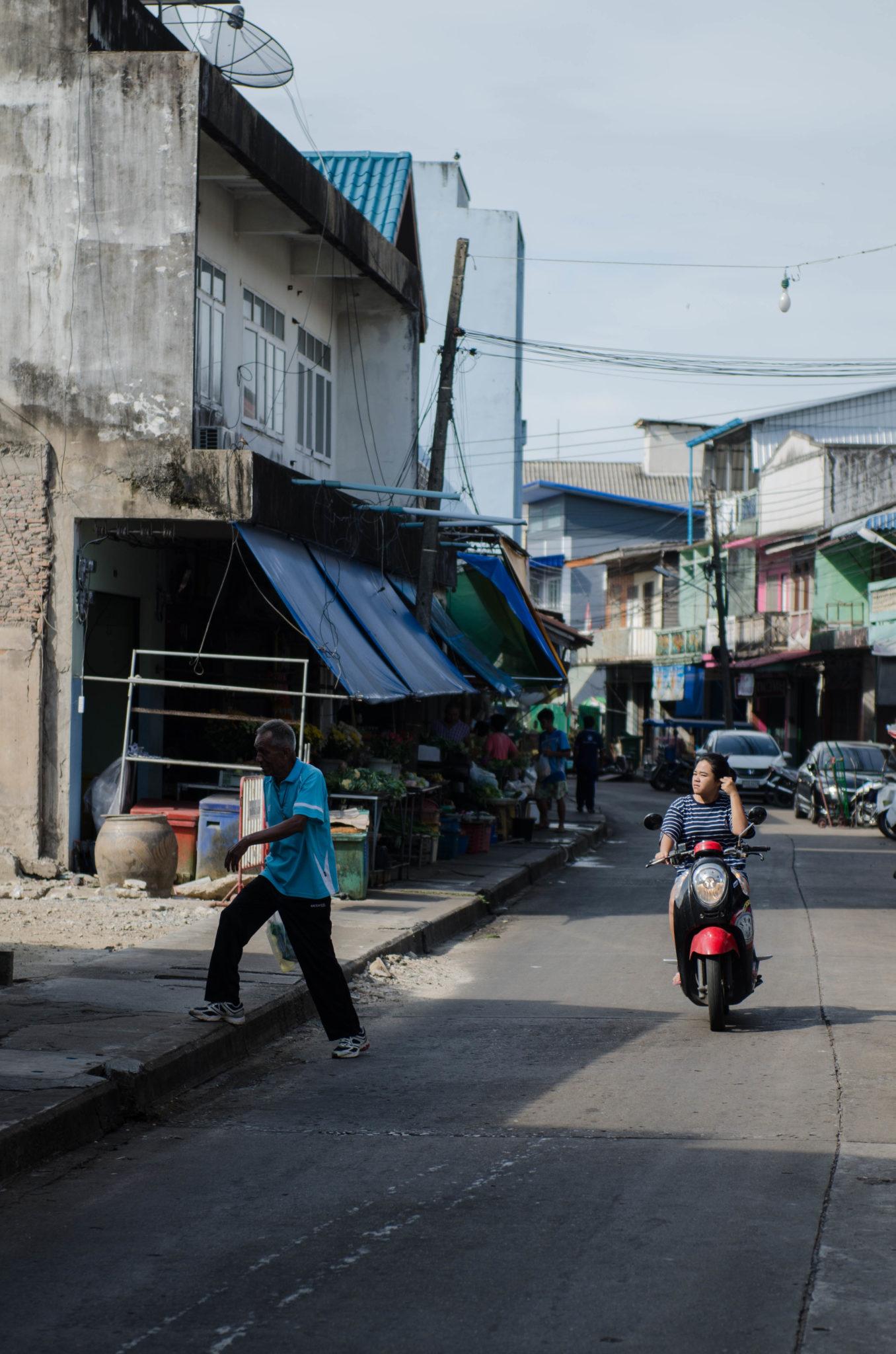 Chumphon Sehenswürdigkeiten: Pak Nam Market