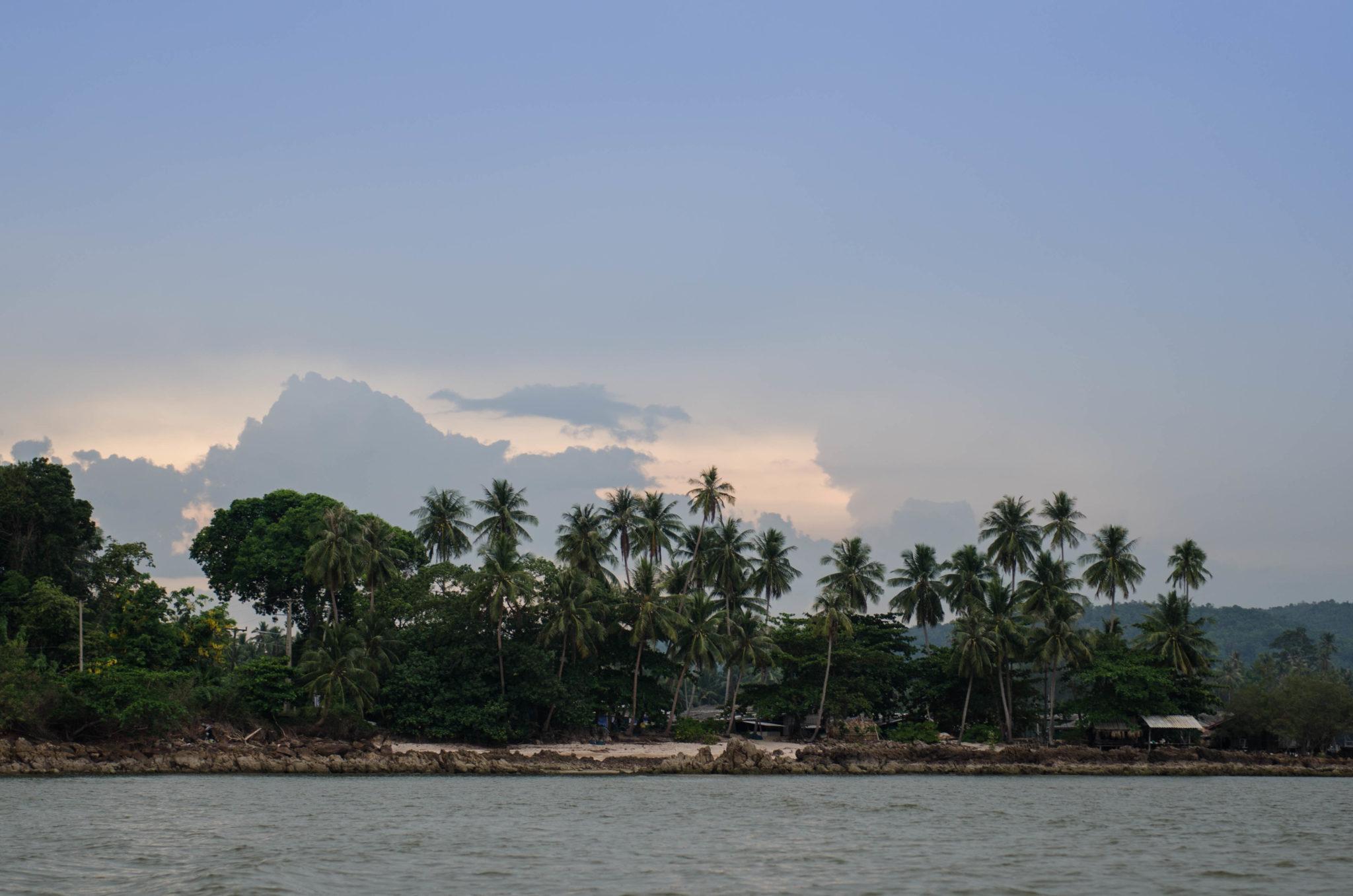 Chumphon Strände und Inseln: Tipps