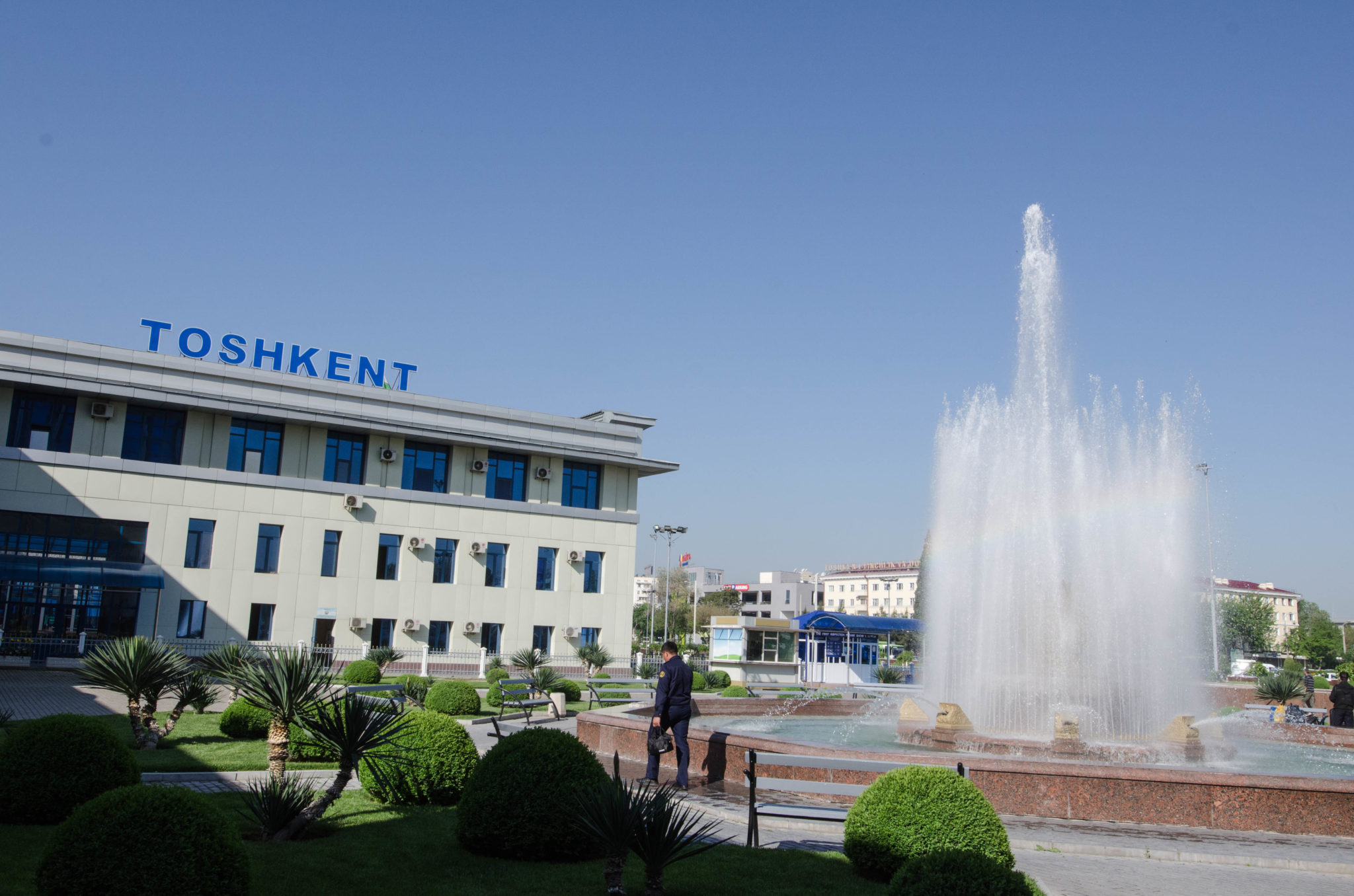 Architektur in Taschkent