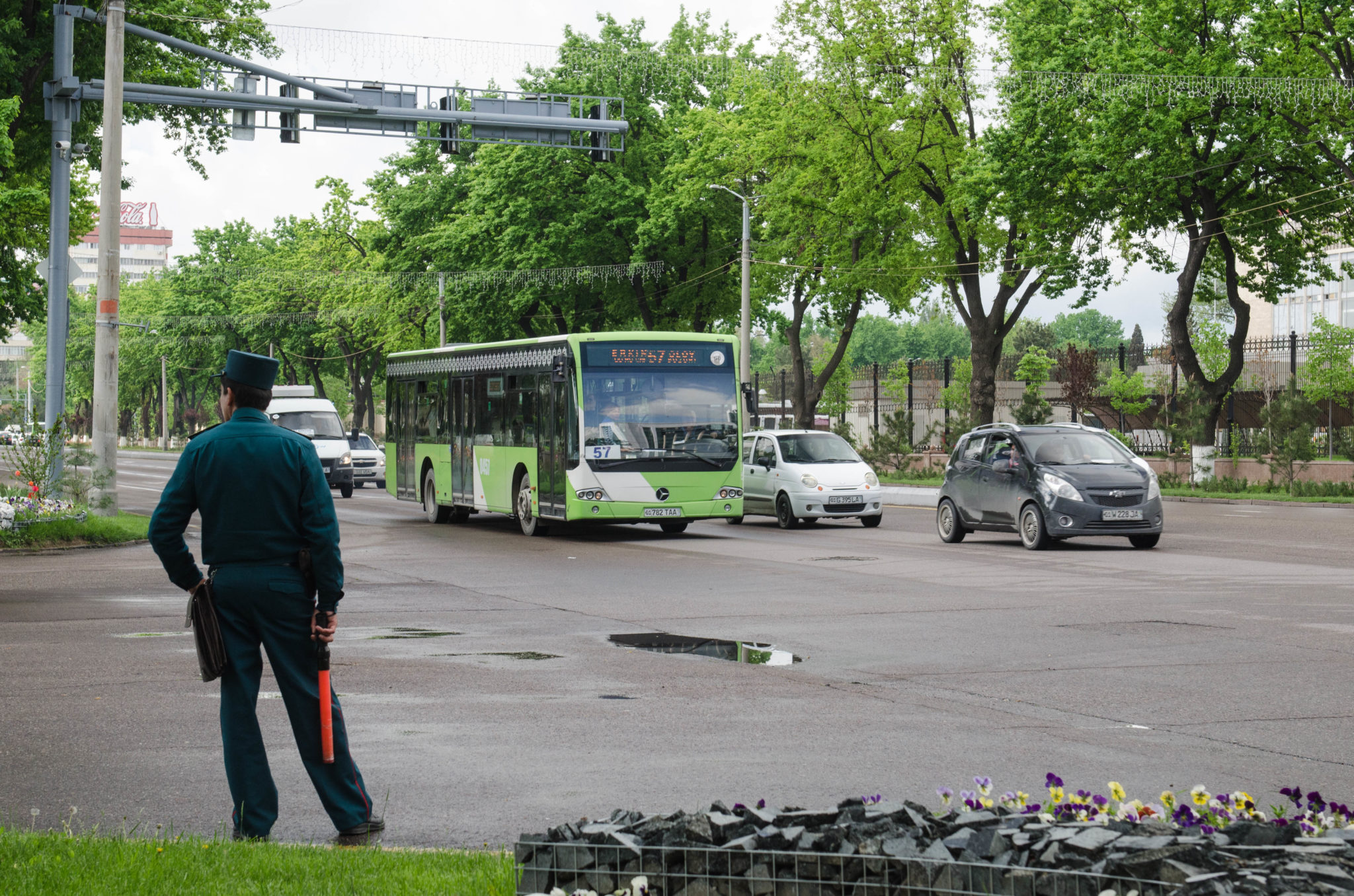 Zu den Taschkent Usbekistan Reisetipps gehören auch Infos zu Transport