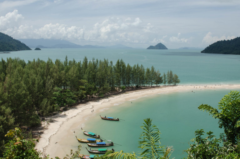 Ranong Thailand: Perle der Andamanensee
