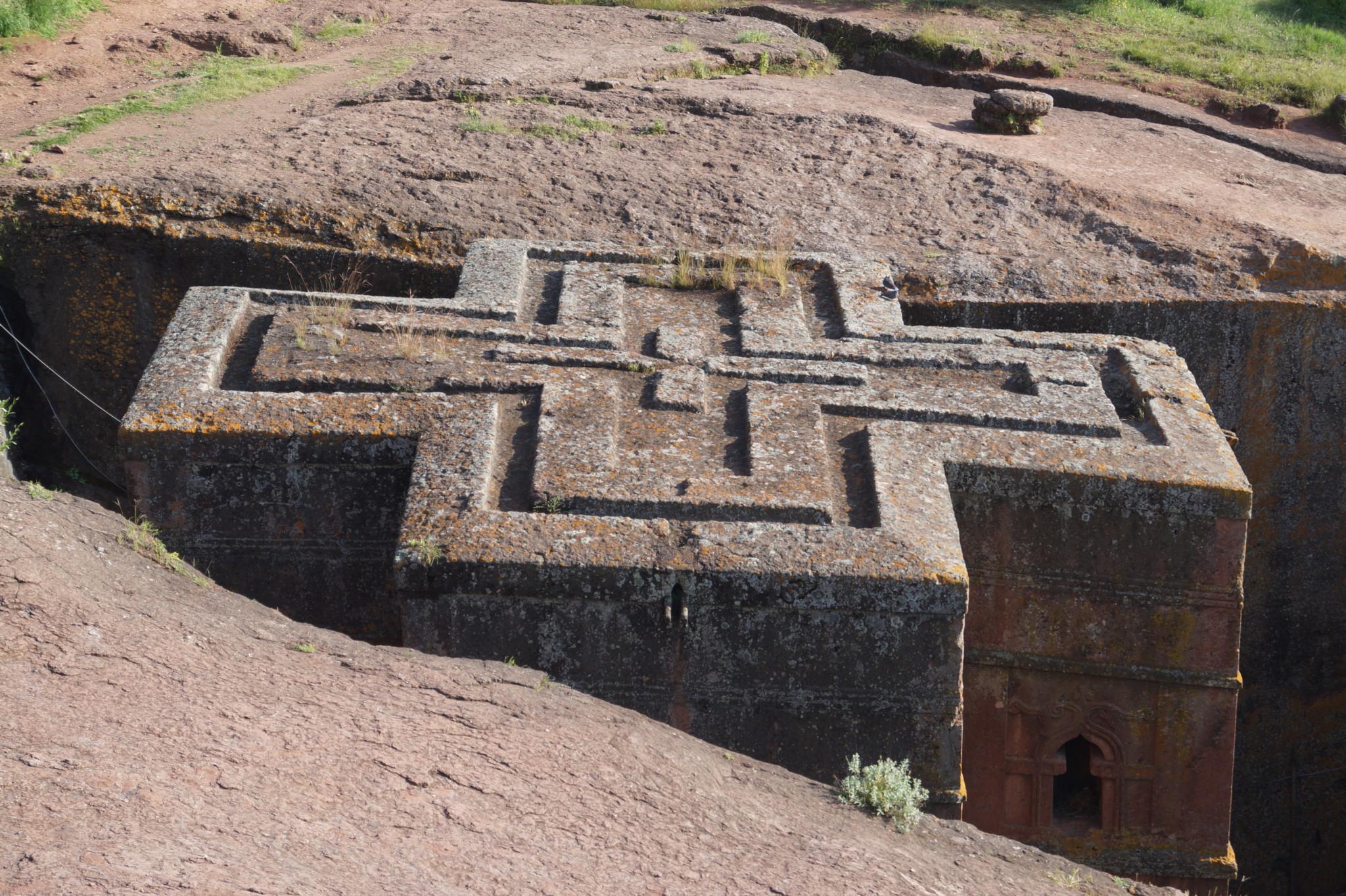 Die Felsenkirchen von Lalibela