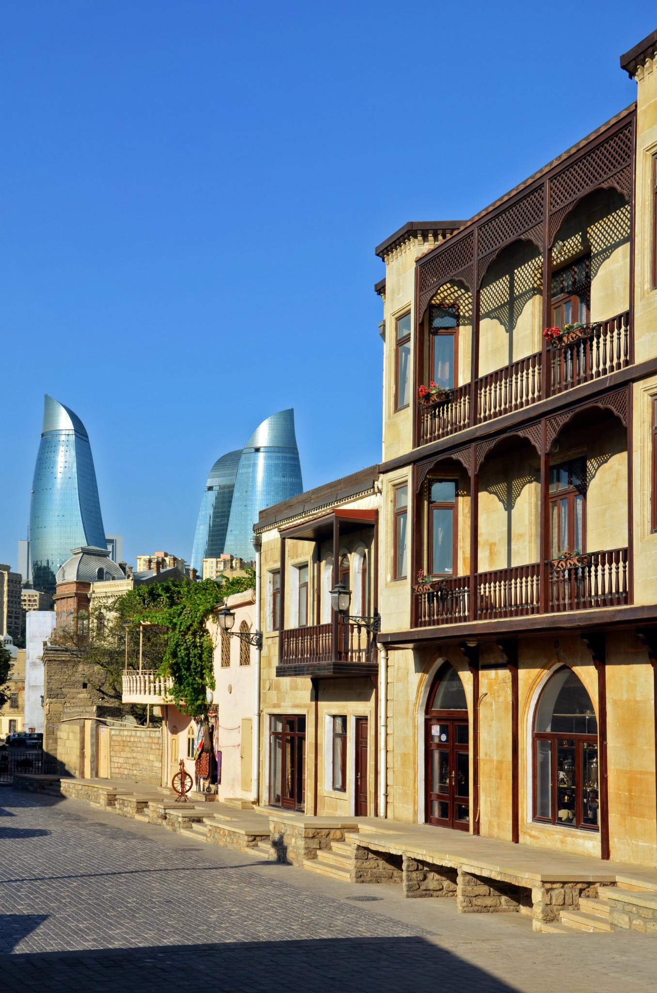 Eines der wichtigsten Aserbaidschan Sehenswürdigkeiten sind die Flame Towers