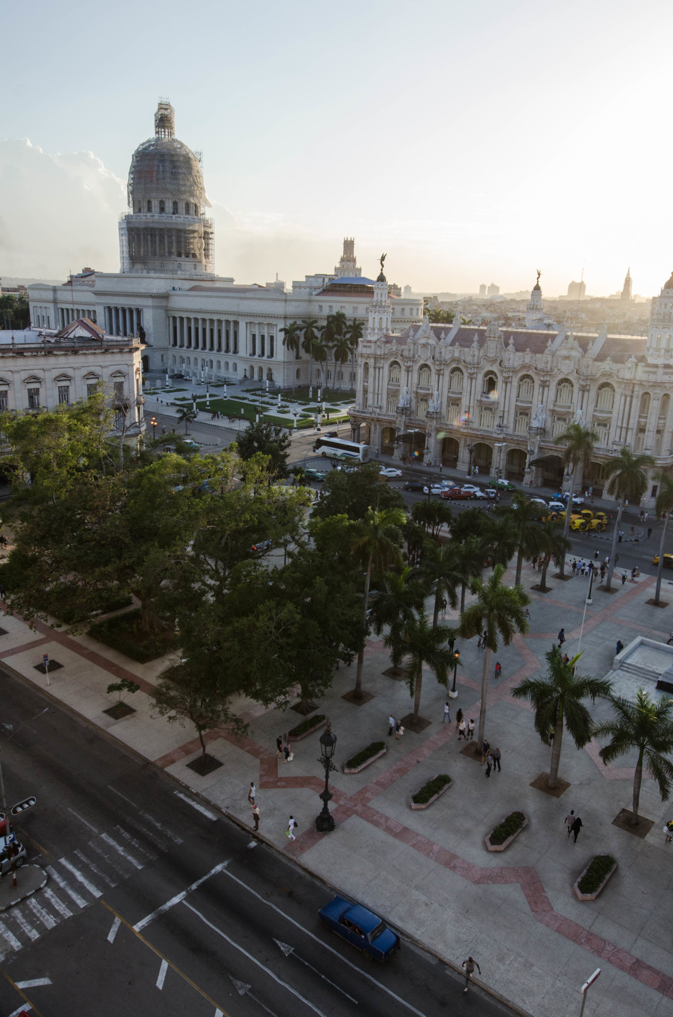 Ausblick von Kempinski Hotel Havanna