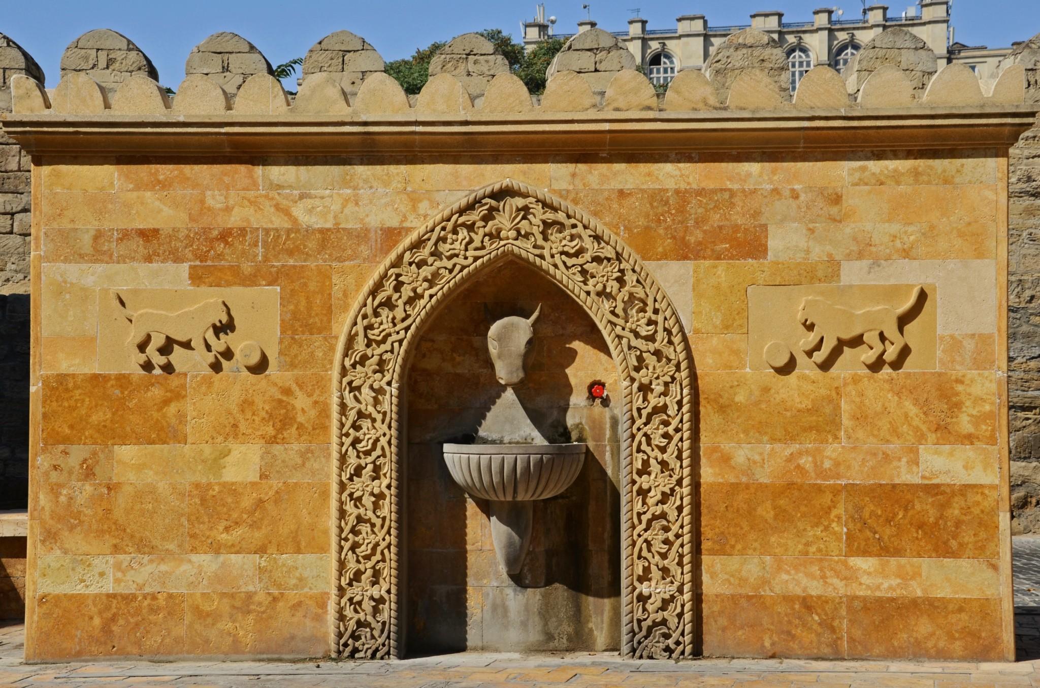 Icheri Sheher wird die Altstadt von Baku genannt