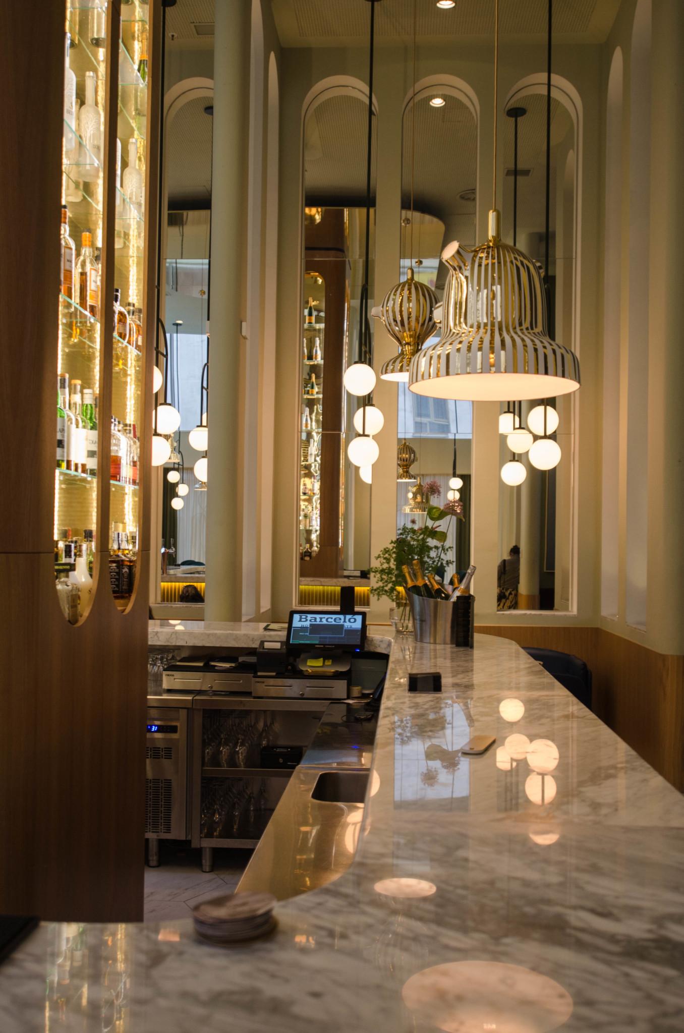 Tresen Barcelo Hotel Madrid