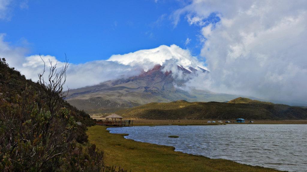 Der Cotopaxi Vulkan gehört zu den wichtigsten Ecuador Sehenswürdigkeiten