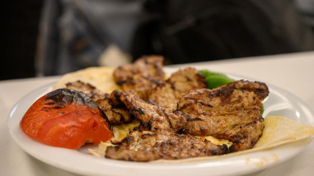 Fleisch in der türkischen Küche