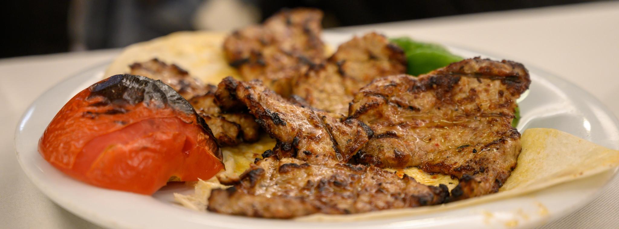 Türkisches Essen ist oft fleischlastig