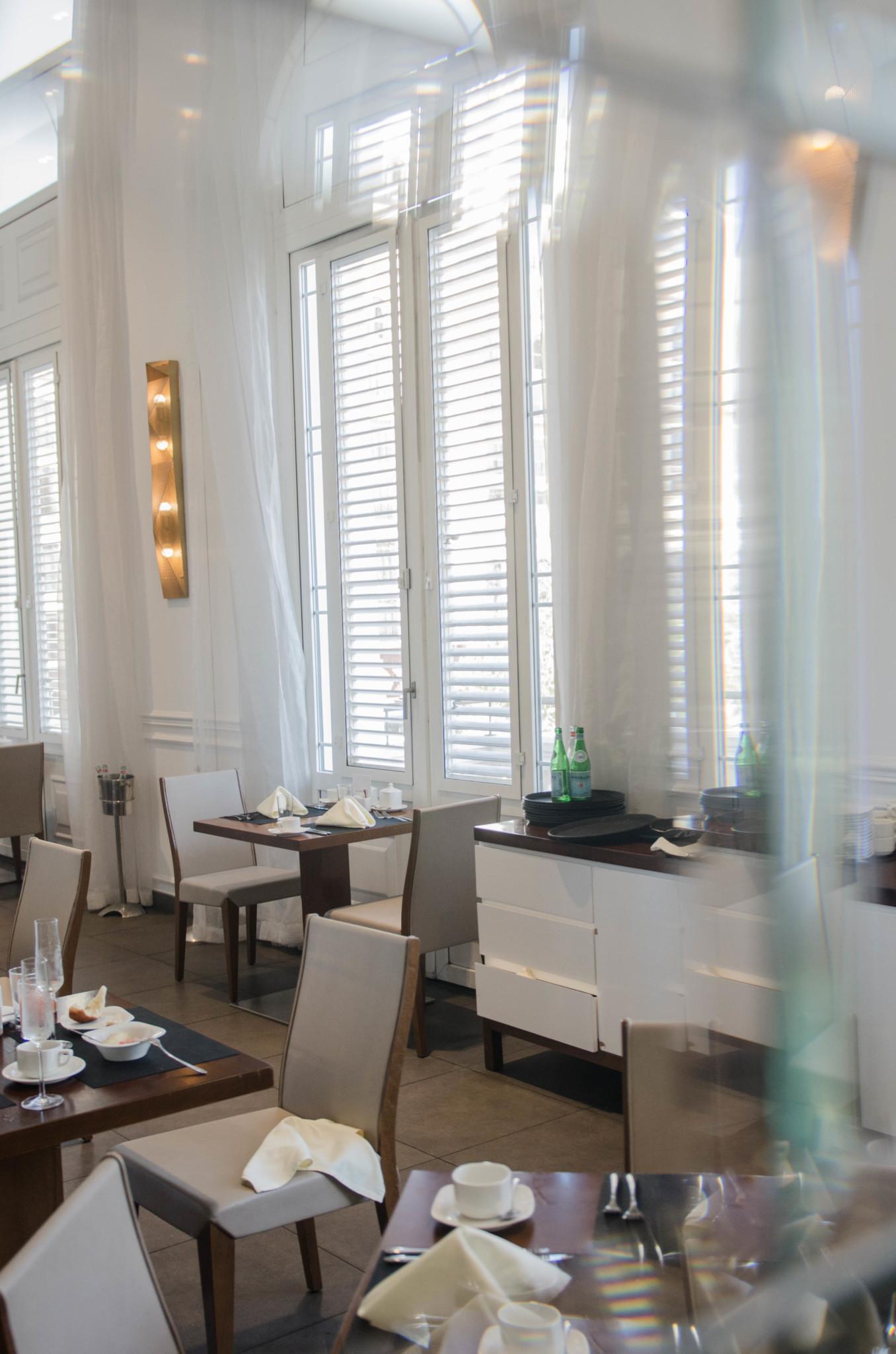 Frühstücksraum Kempinski Gran Manzana Havanna