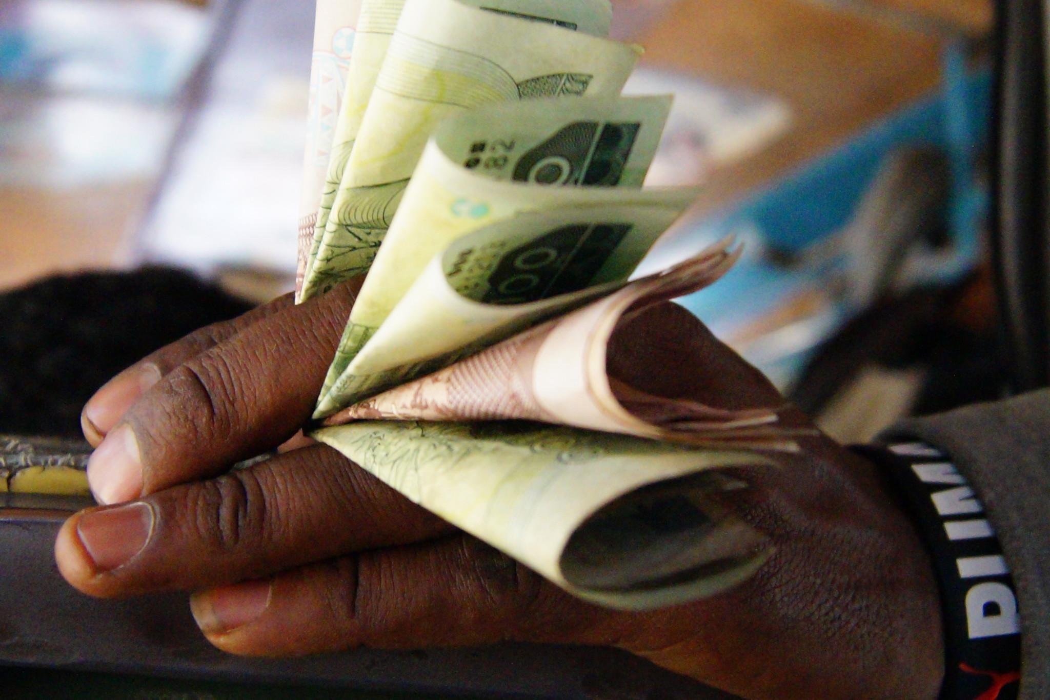 Geld wechseln auf Äthiopien Reisen