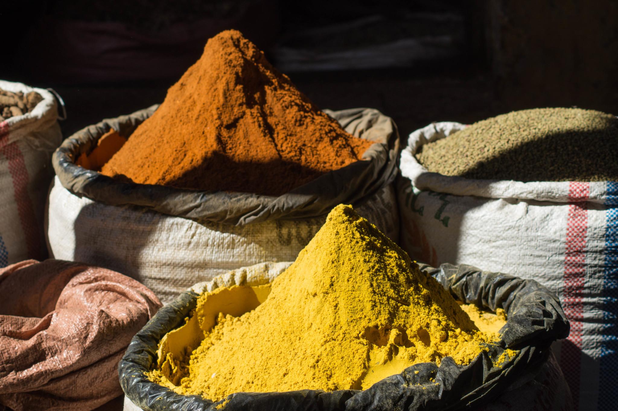 Gewürze in der äthiopischen Küche