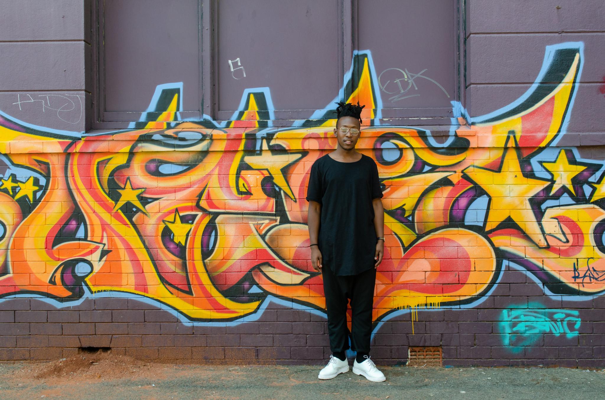 Graffiti findet man in Johannesburg an jeder Ecke