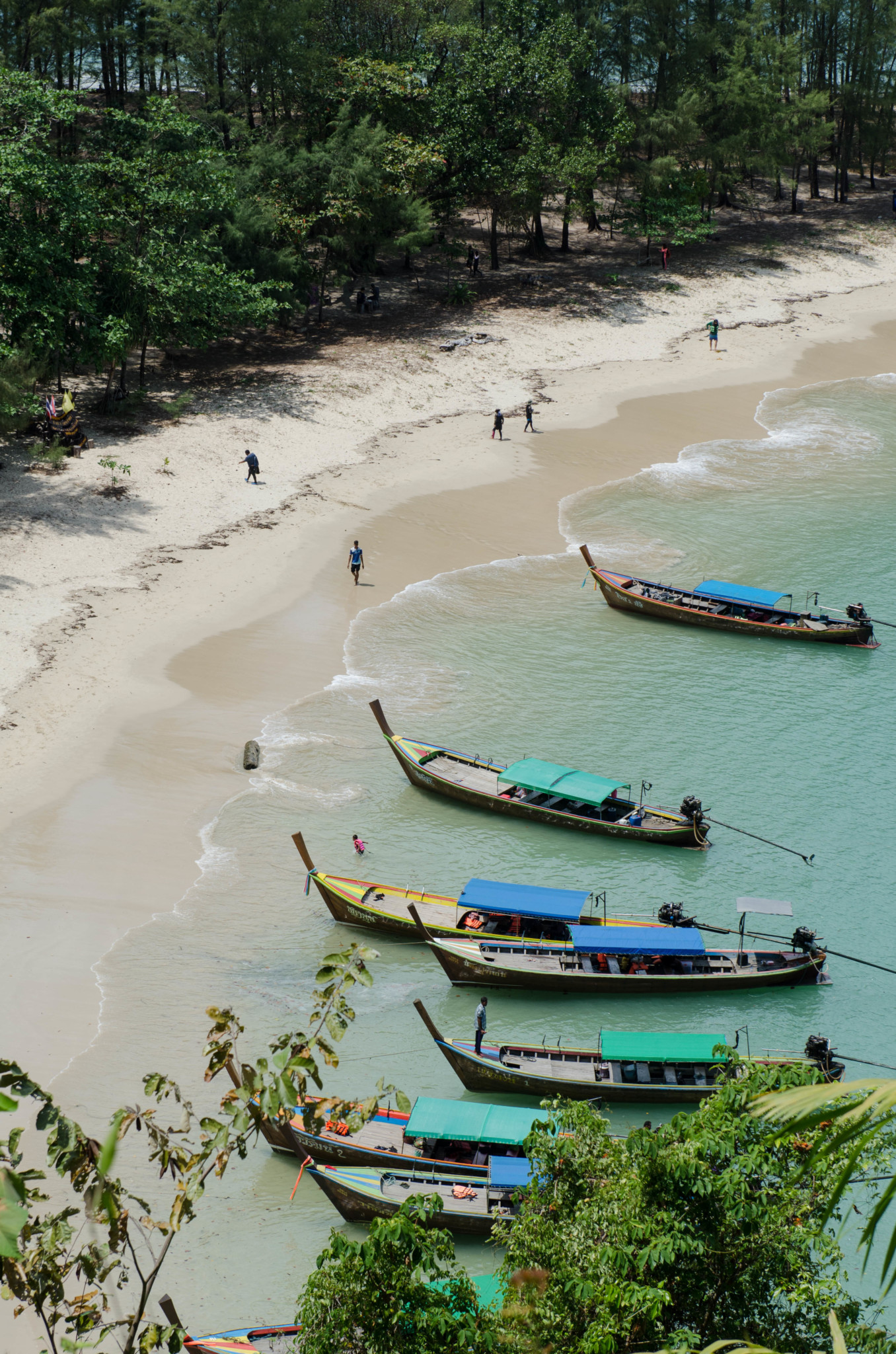 Reisetipps Ranong verlassene Strandbucht Koh Kam Tok