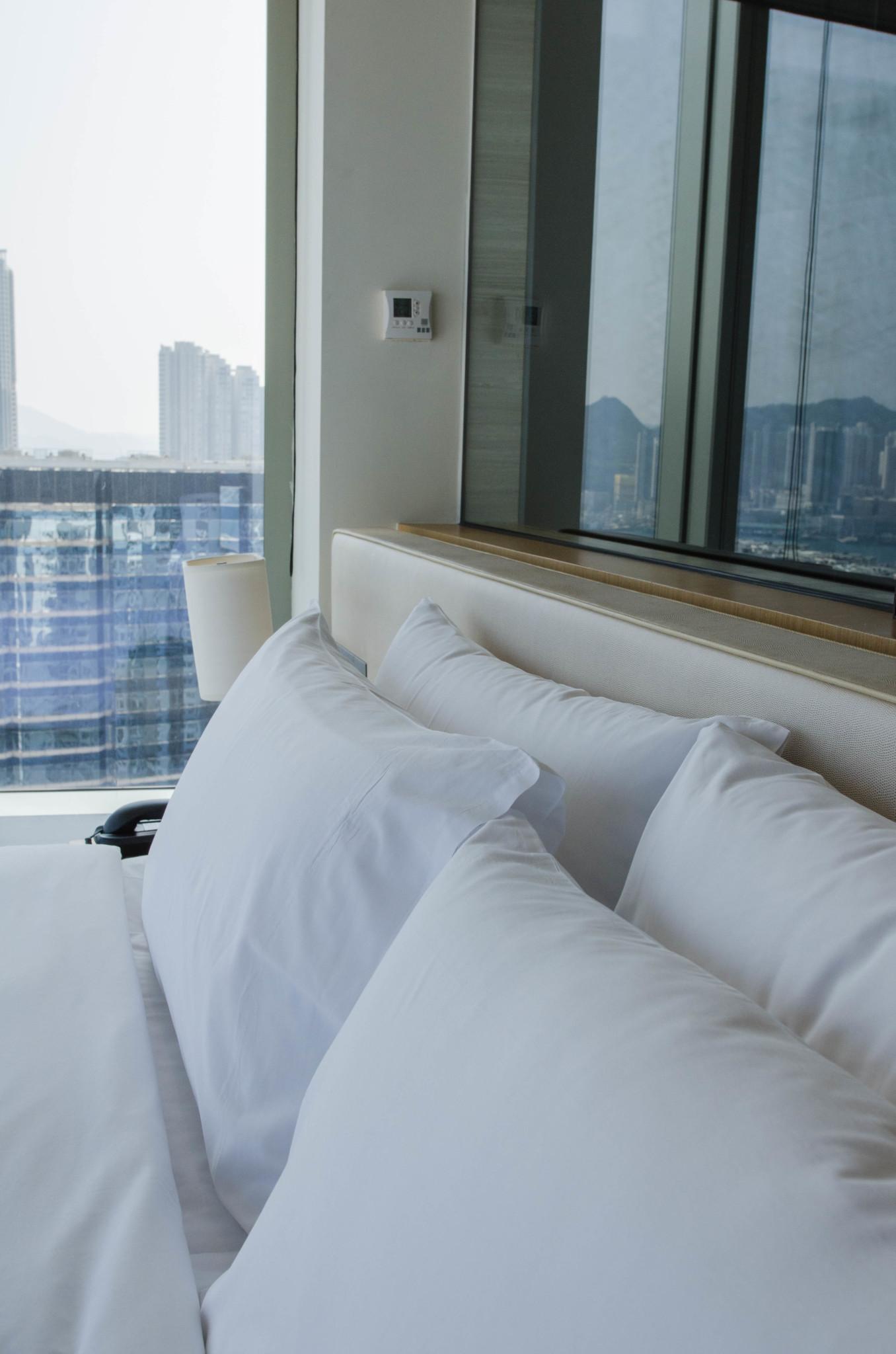 Hoteltipp Hongkong: EAST