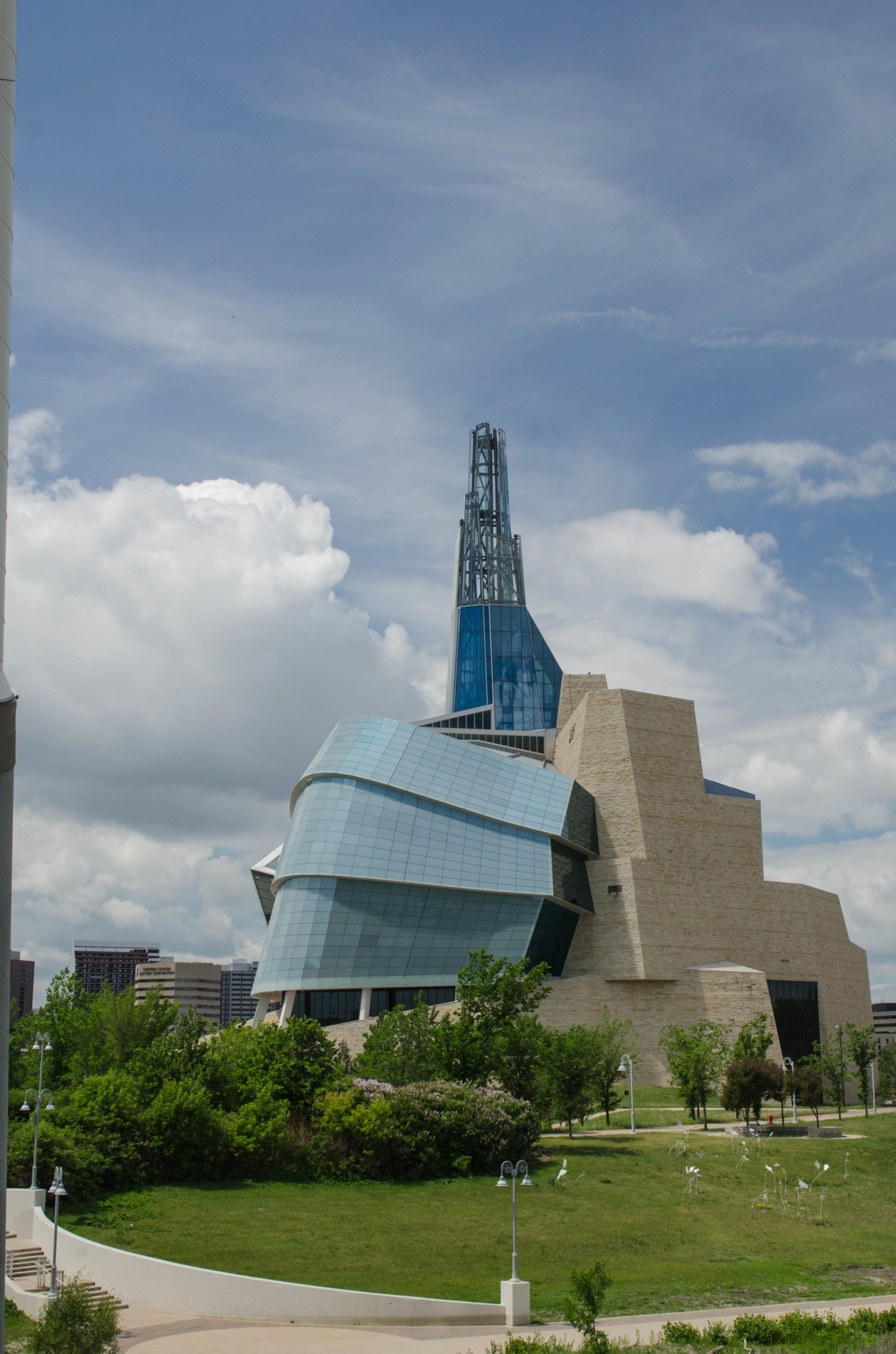 Museum of Human Rights in Manitoba